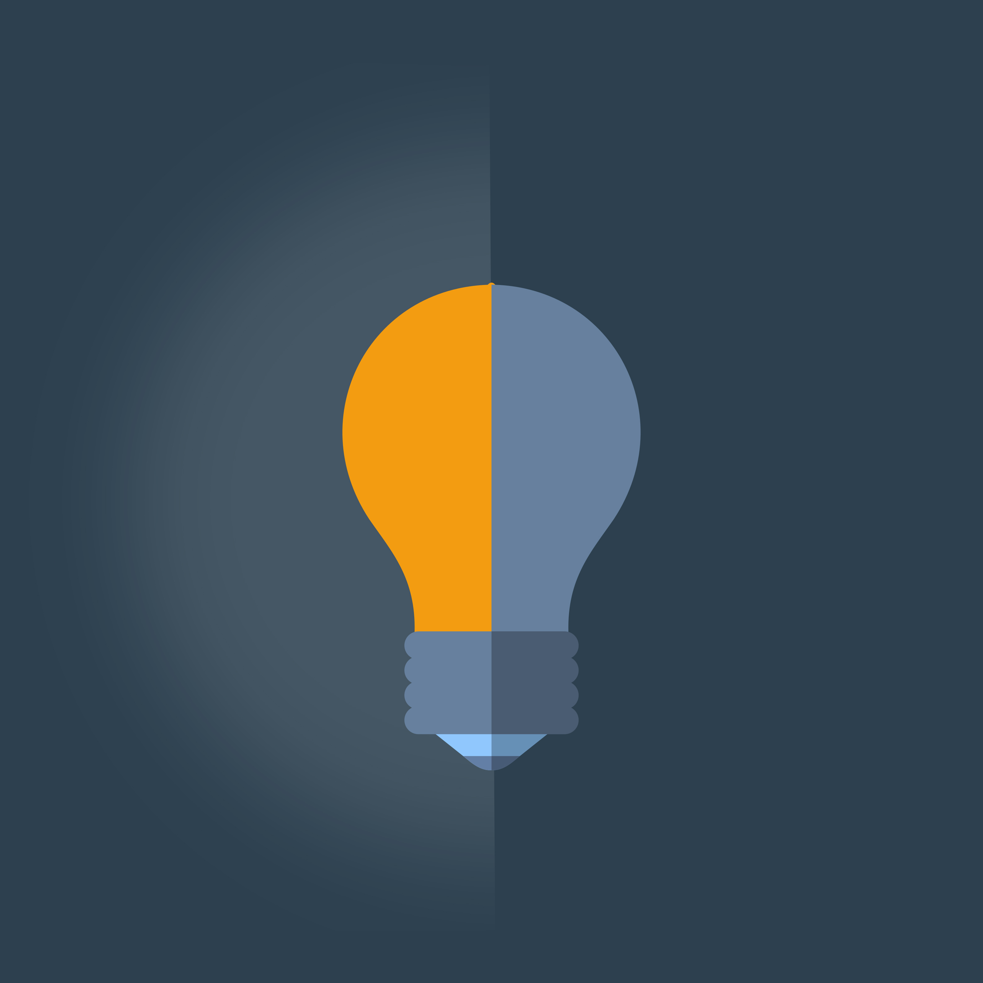 Half Light - Half Lighted Lightbulb, App, Lightbulb, Organizer, Networking, HQ Photo