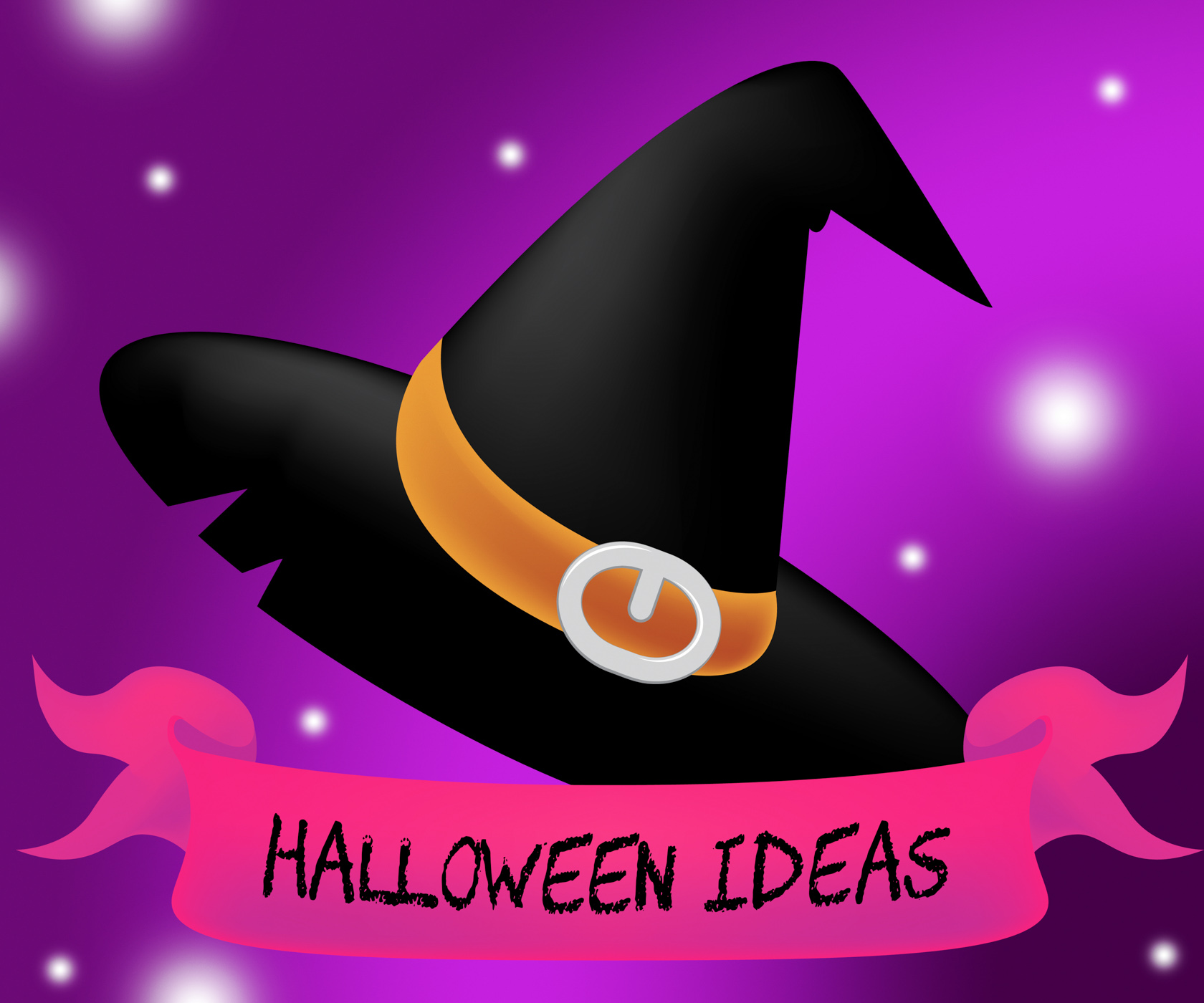 Halloween ideas means trick or treat and autumn photo