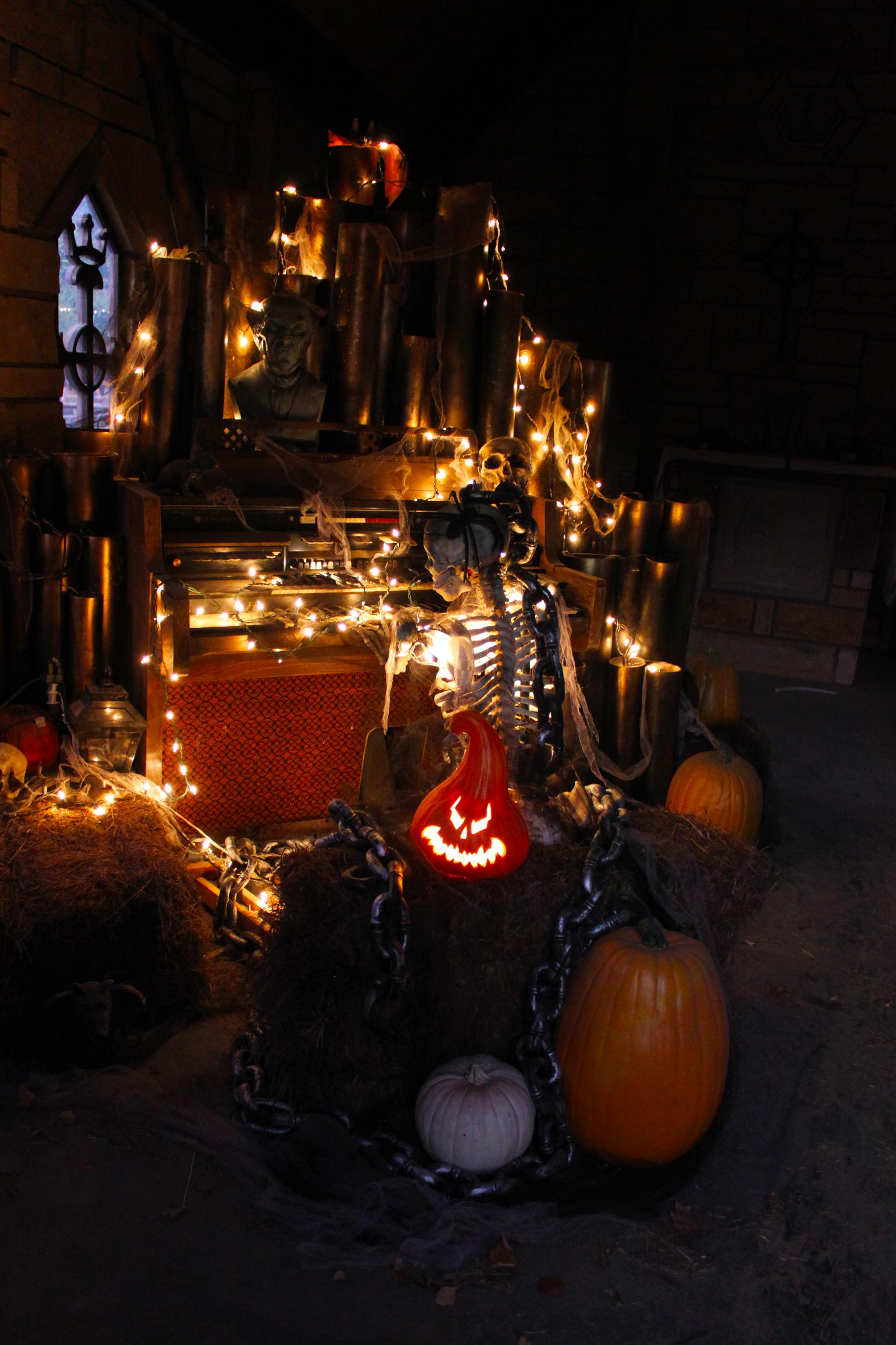 free photo: halloween town - market, town, pumpkin - free download