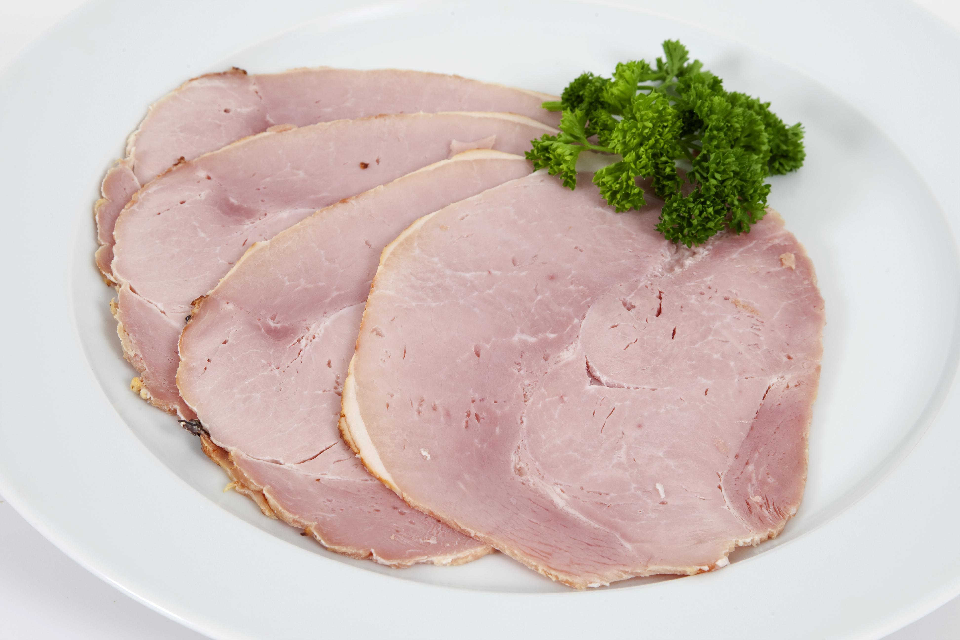 Kent Honey Baked Ham Slices 1Kg Deli-Charcuterie.co.uk