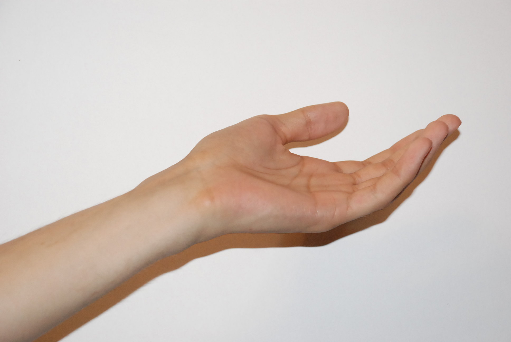 Hand photo