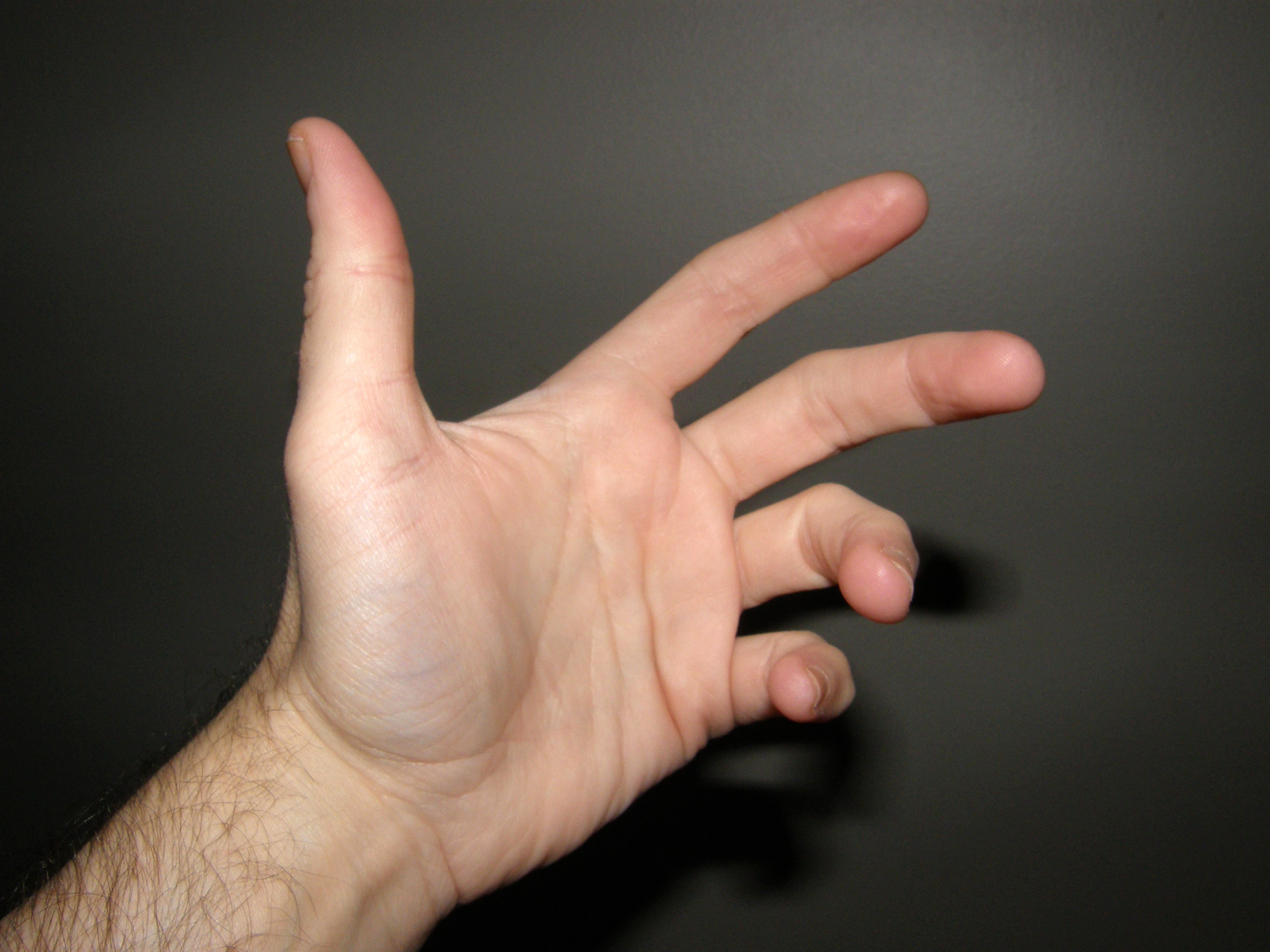 Use hand gestures in TV interviews - Build Book Buzz
