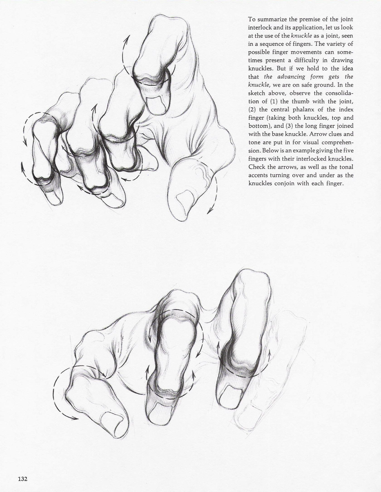 "soullesshusk: "" The Hands from Dynamic Figure Drawing by Burne ..."