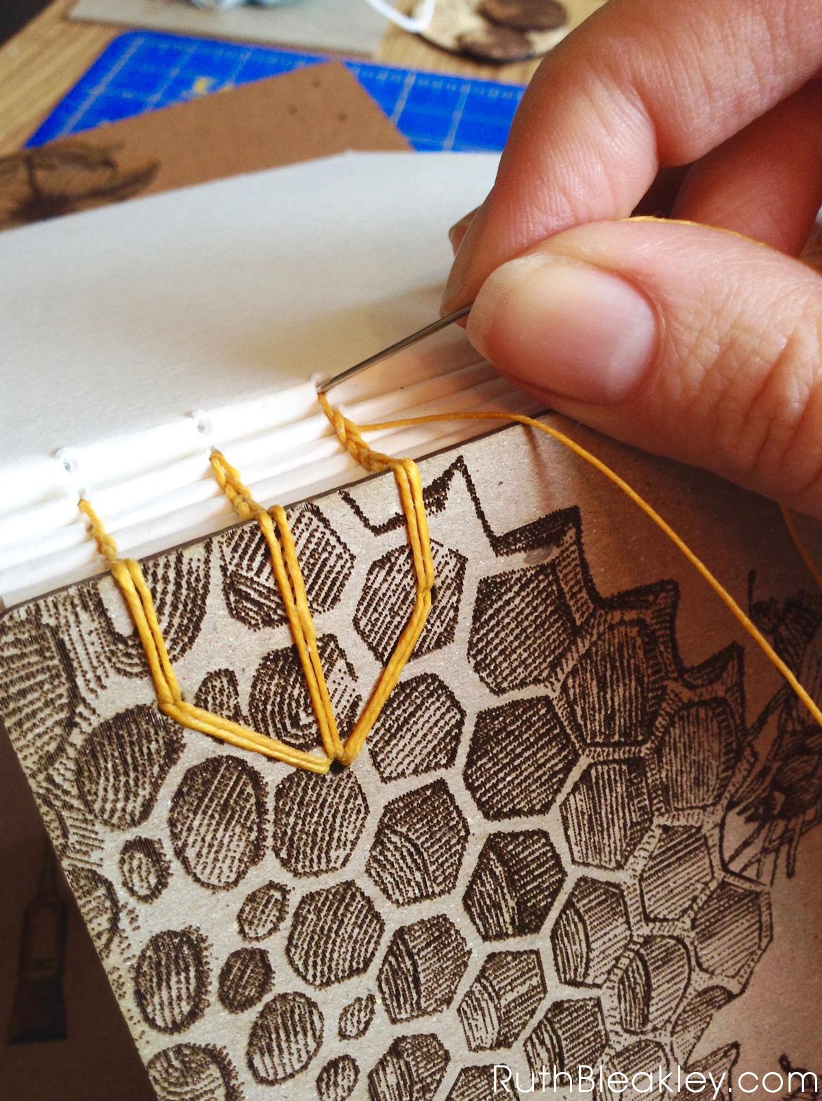 Ruth Bleakley's Studio – Handmade Books, Journals and Stationery