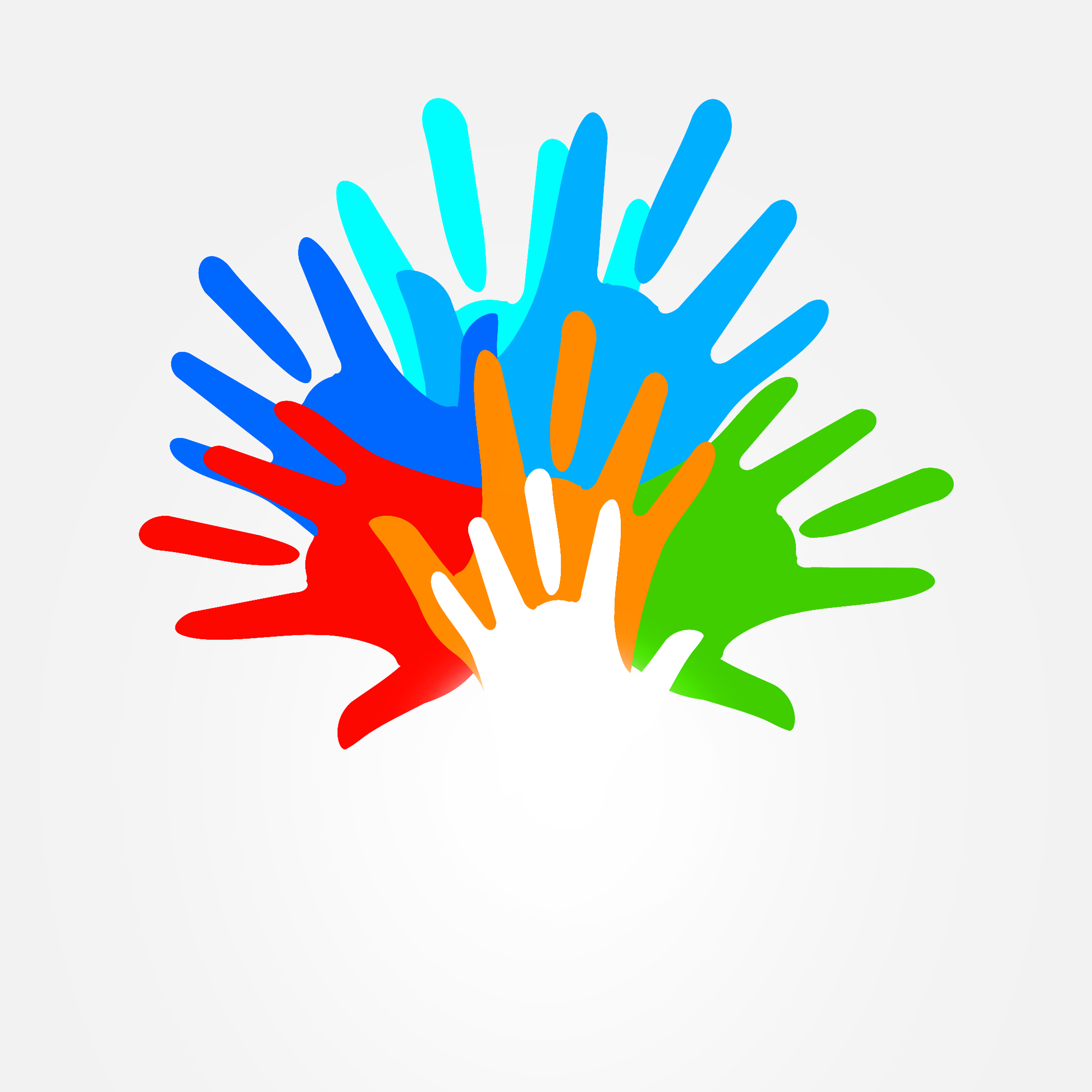Hands united - team - friendship - support - family photo