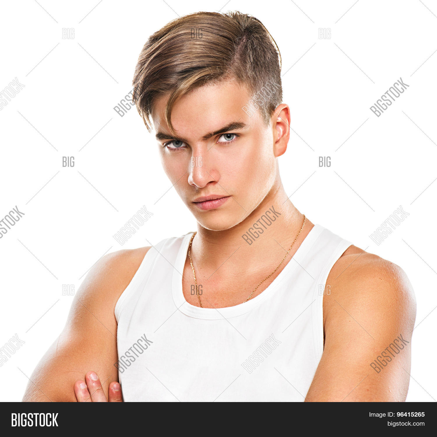 Young man photo