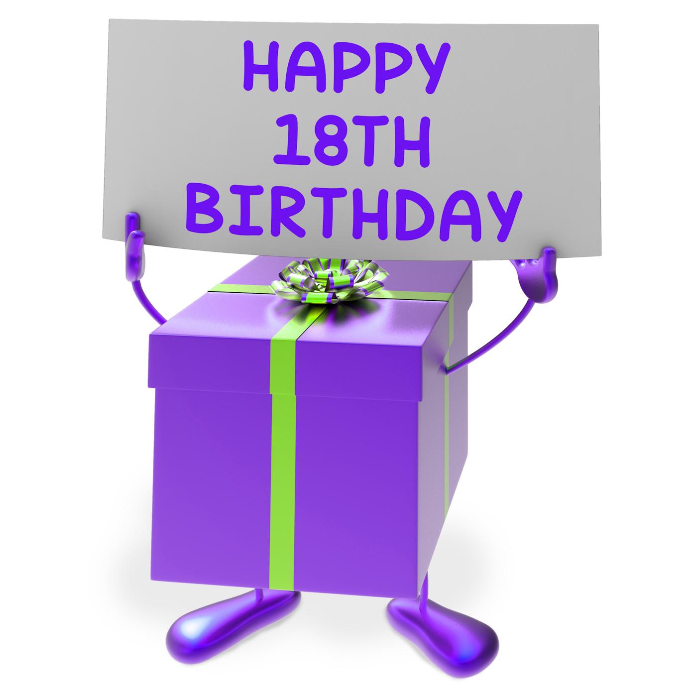 Happy 18th Birthday To Me Happy18thBirthday Com