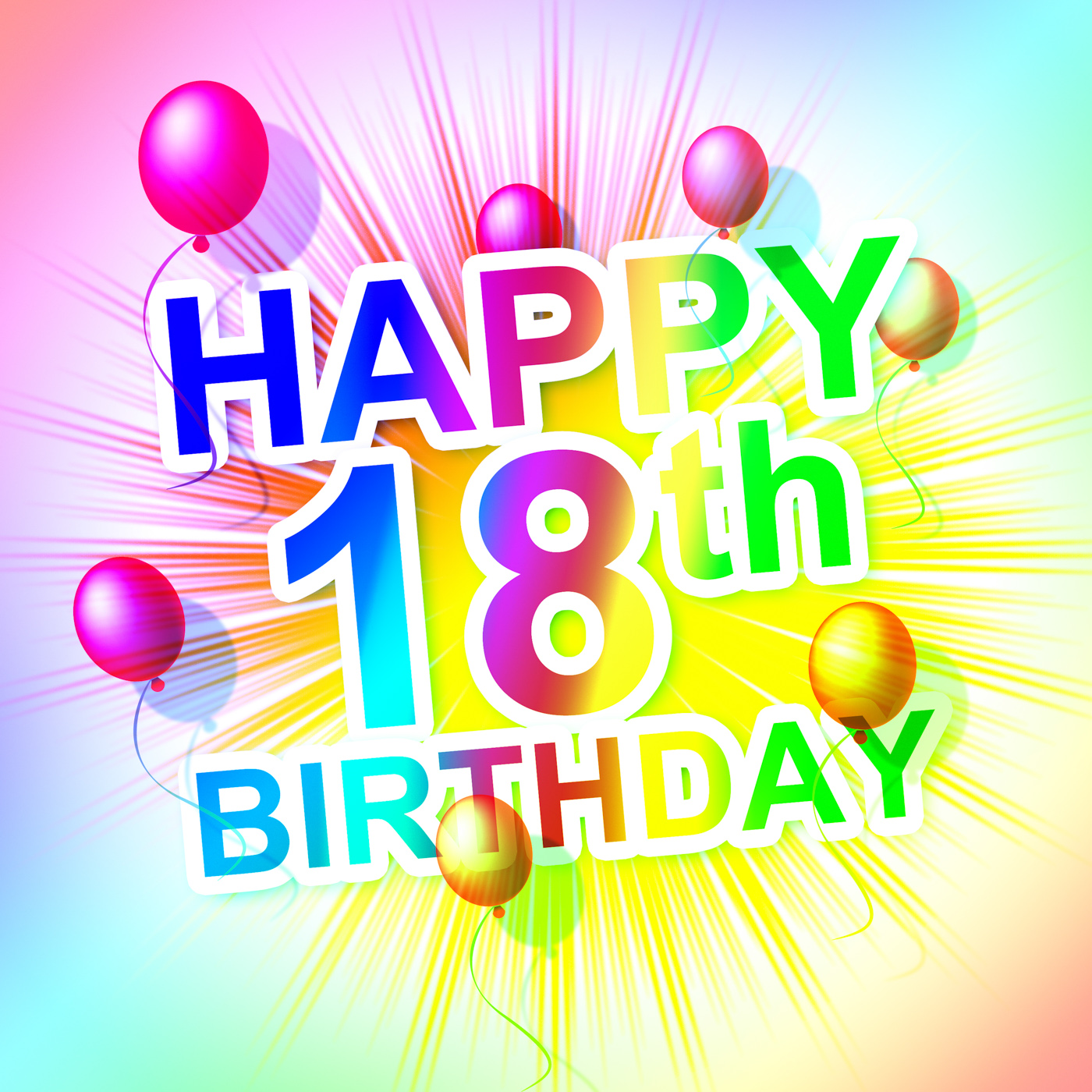 Happy birthday means congratulation celebrate and greetings photo