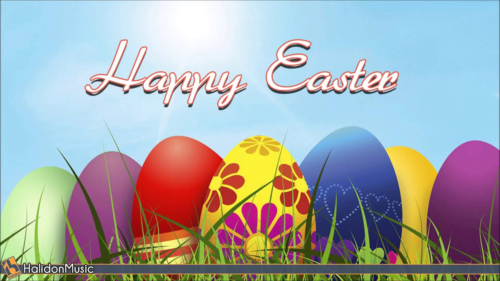 Happy Easter! Wishing you peace, love, joy and happiness - YouTube