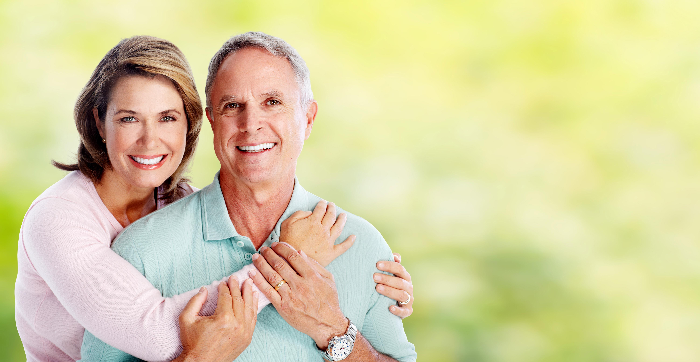 Happy senior couple. - Buffalo Healthy Living MagazineBuffalo ...