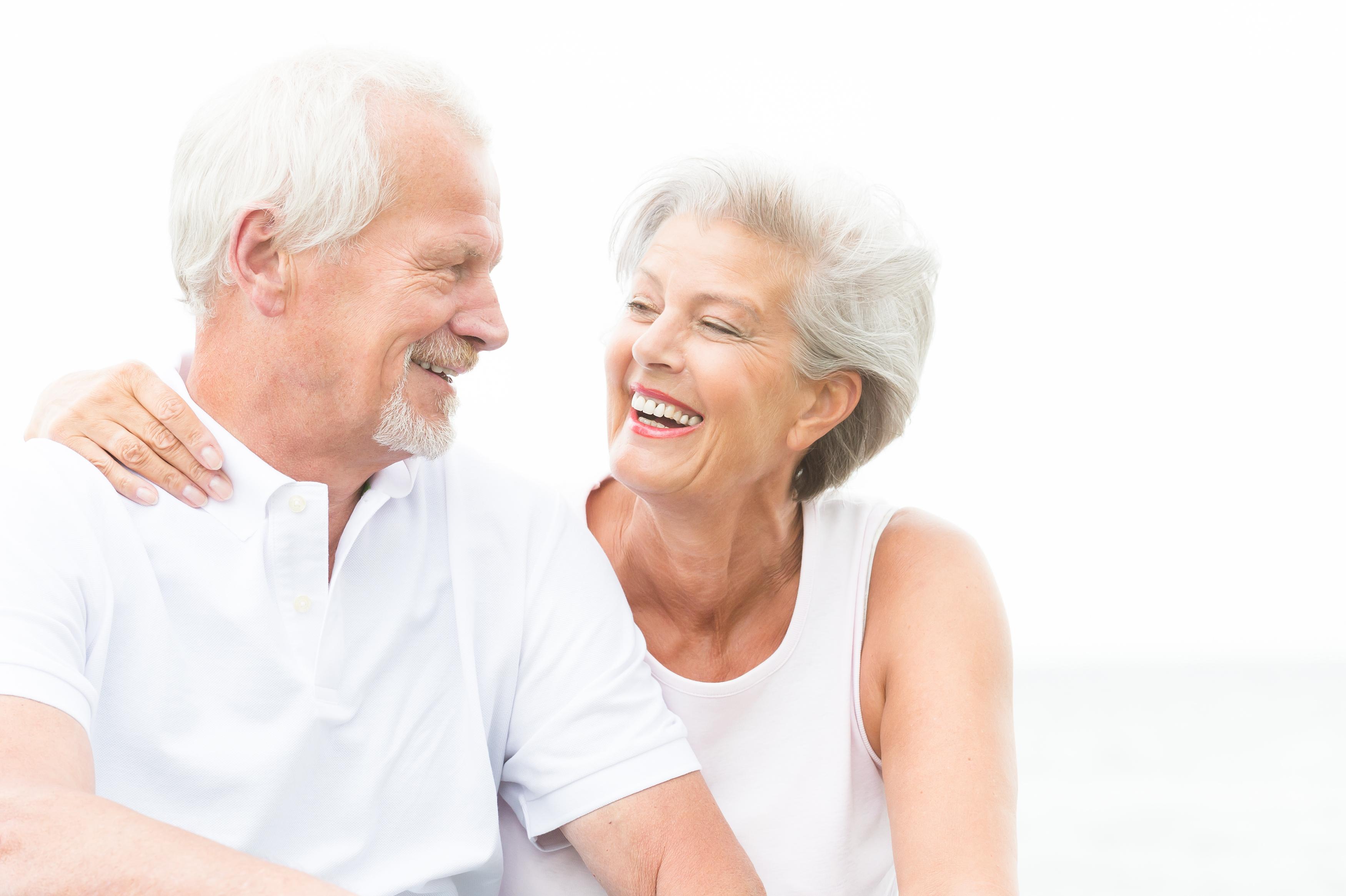 Happy senior couple | A Wiser Mind