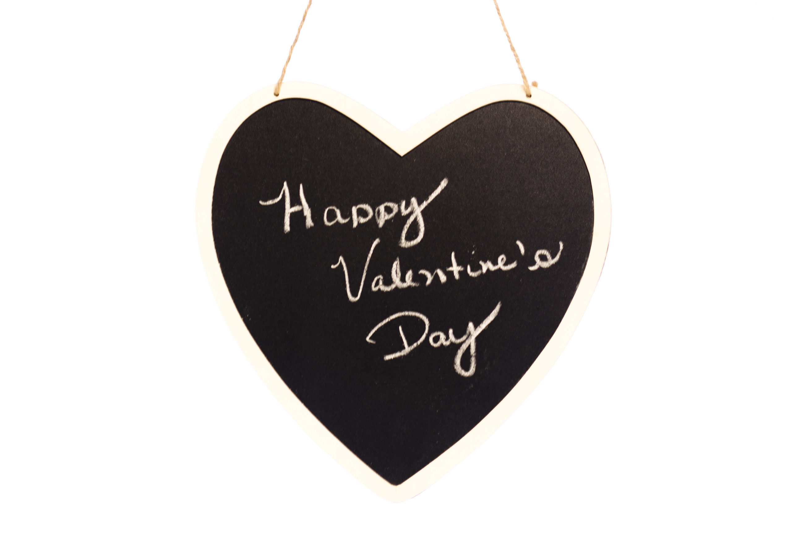 Happy Valentine's Day, red, sign, romantic, note, HQ Photo