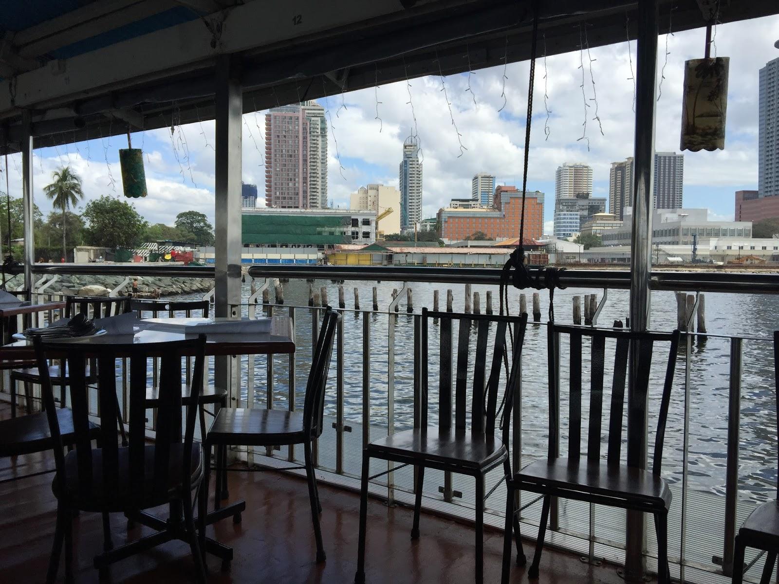 Harbor View Restaurant Manila - The Letters In November