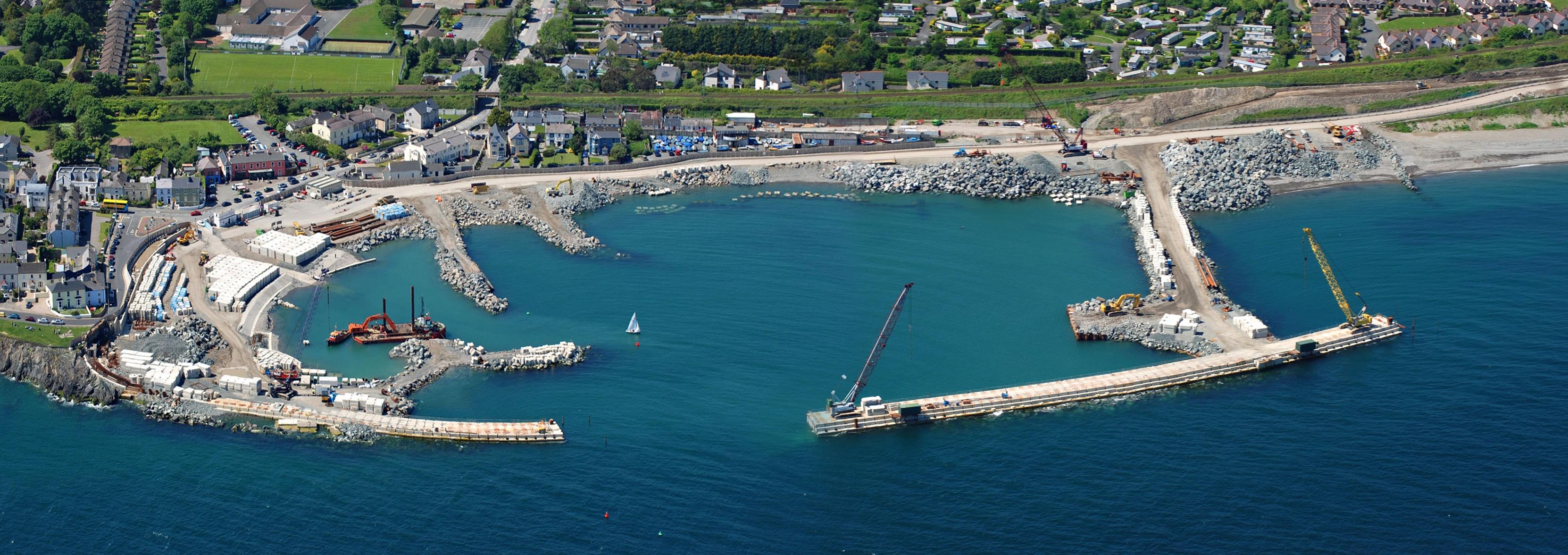 Harbour Project | Councillor Derek Mitchell