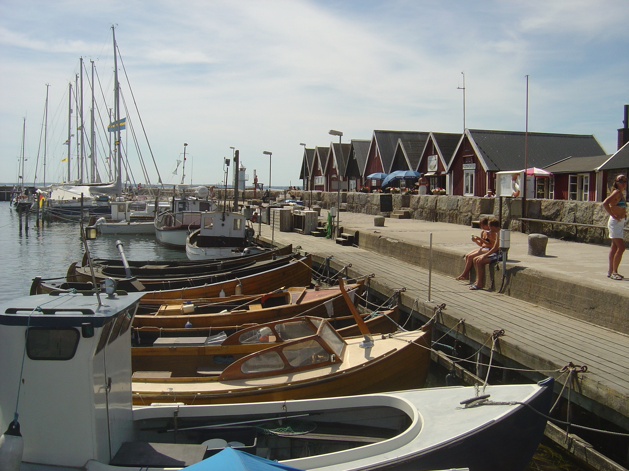 Boating images Swedish Harbour HD wallpaper and background photos ...