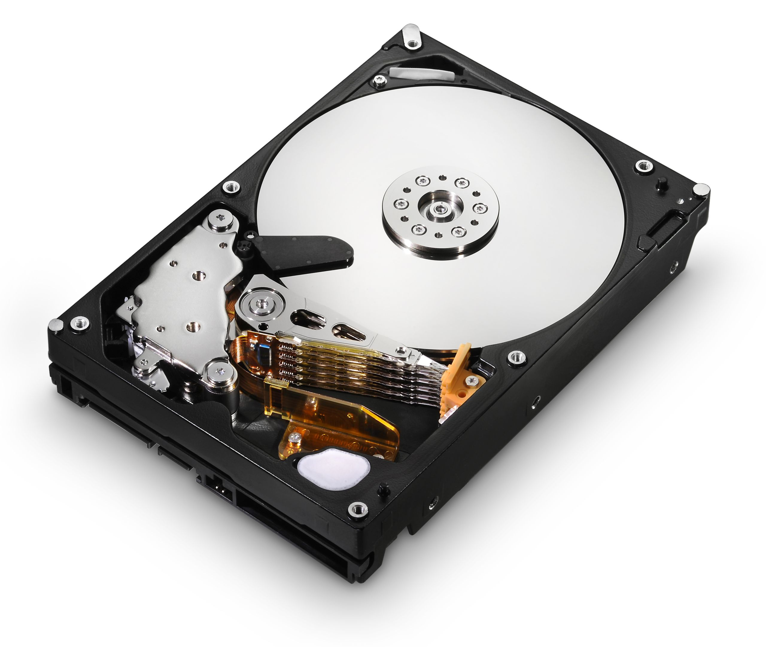 Hitachi 2TB Hard Disk Drives Ship Out