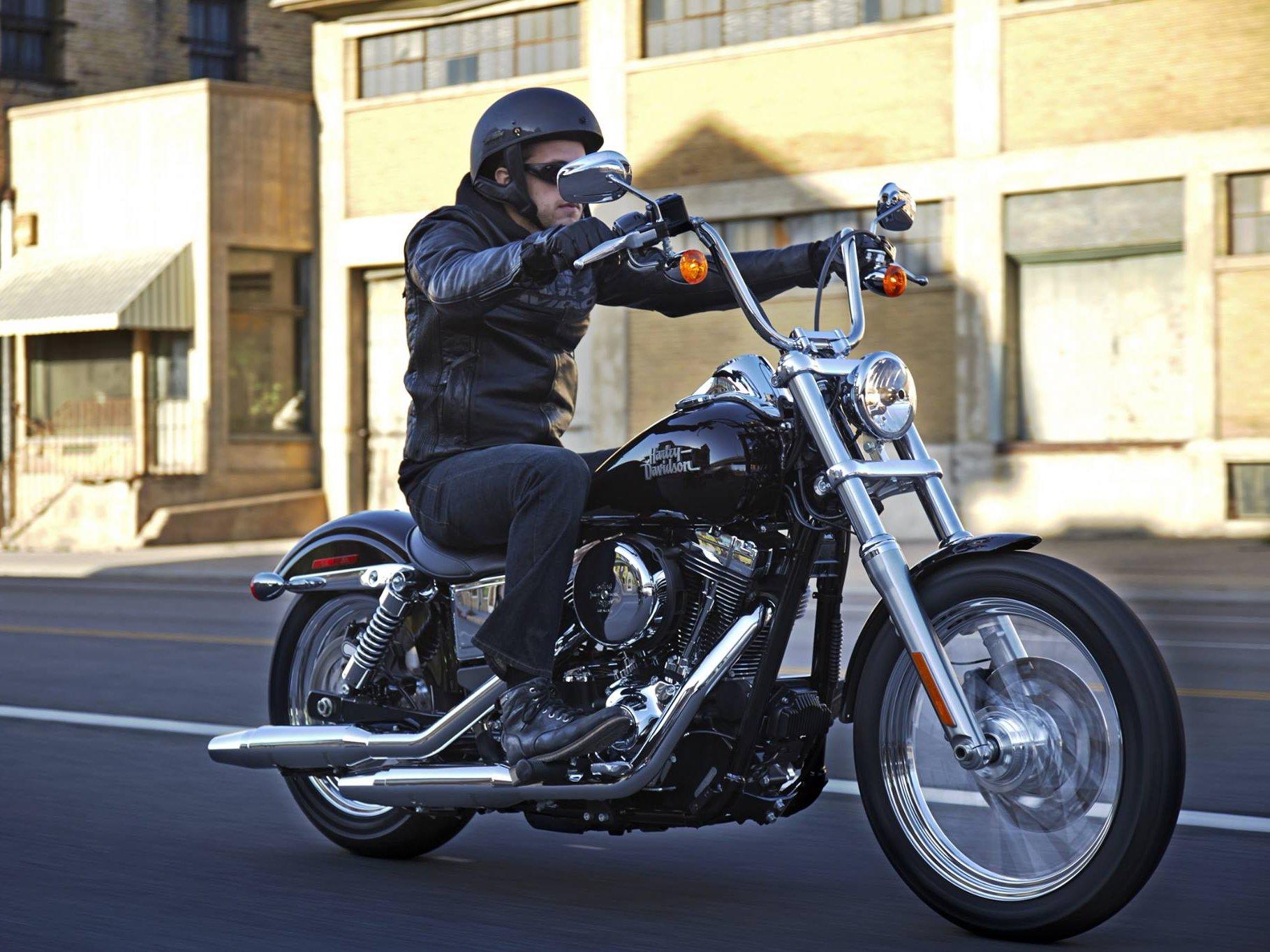 Harley Davidson is plummeting after a big earnings miss (HOG ...