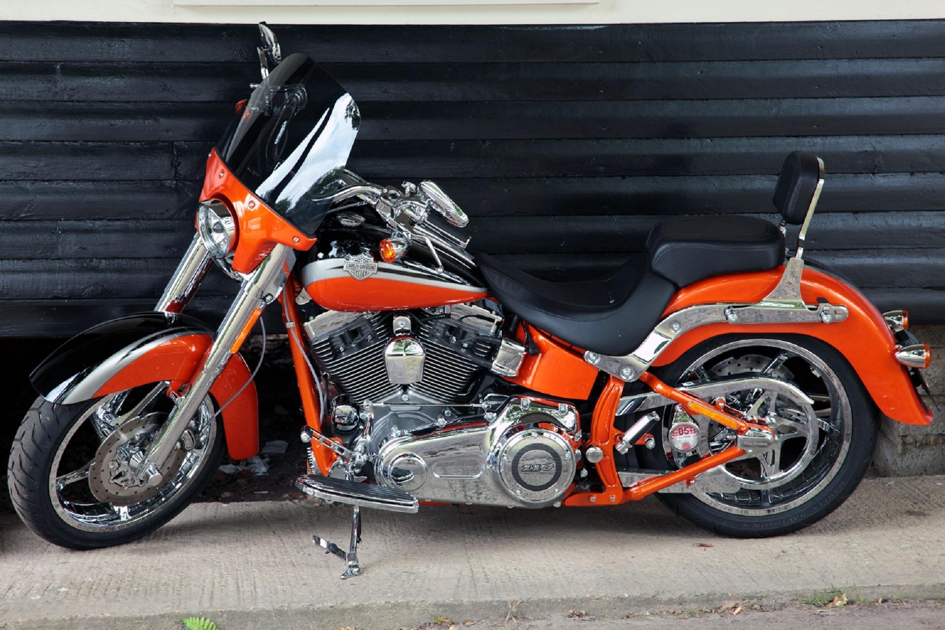Harley Davidson, Bike, Davidson, Harley, Motor, HQ Photo