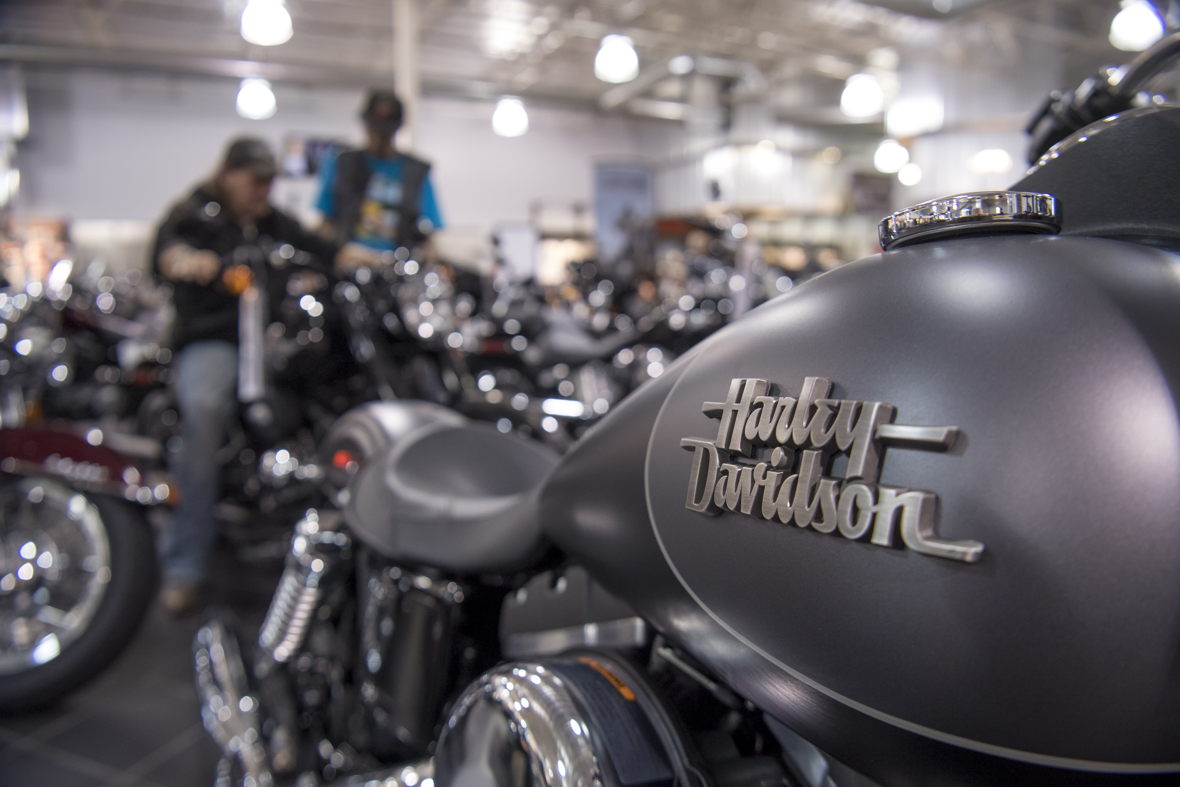Harley-Davidson Plans Thailand Factory to Cater Asian Market | Fortune