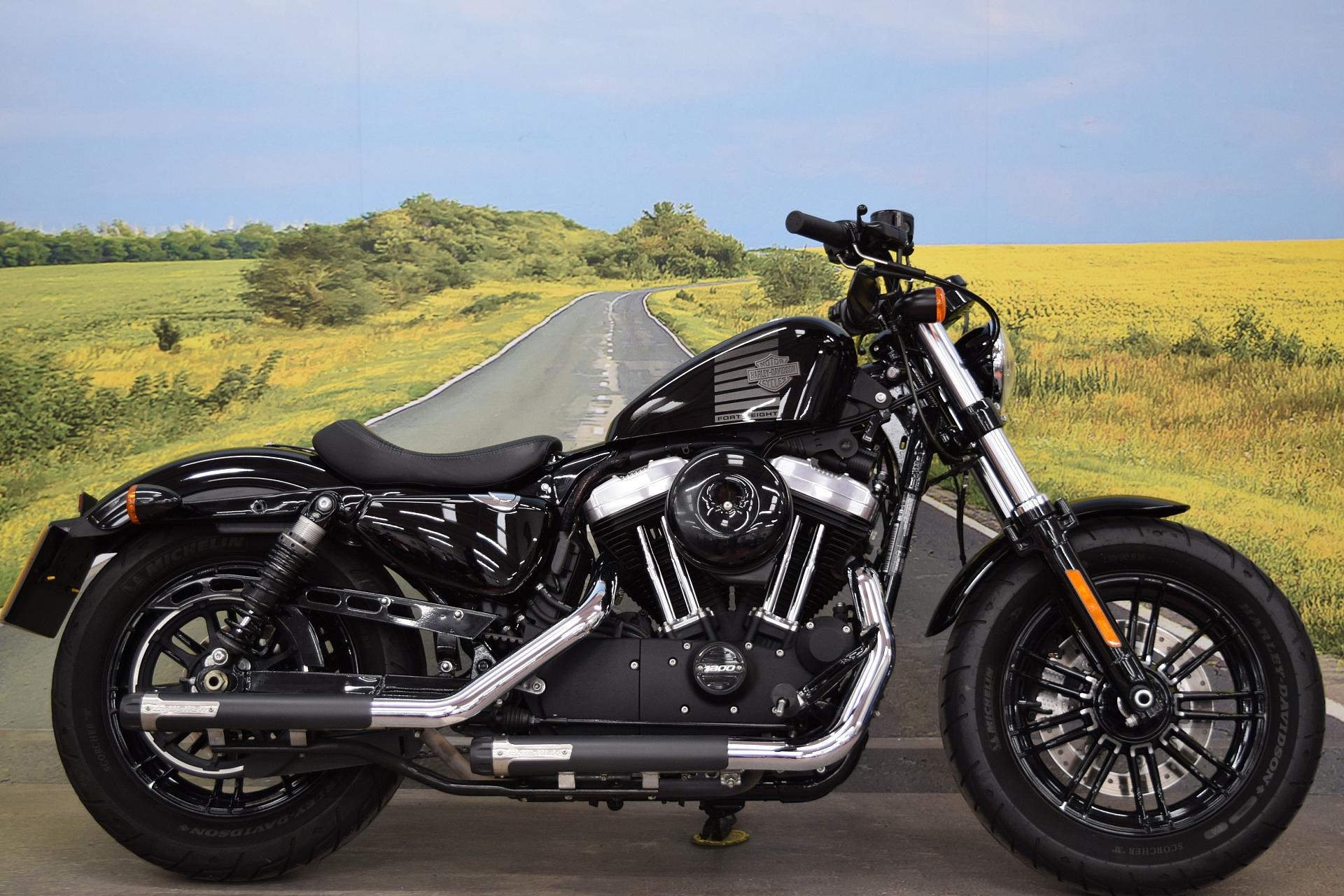 Harley Davidson XL 1200 X Forty Eight 16 for sale. Finance available ...
