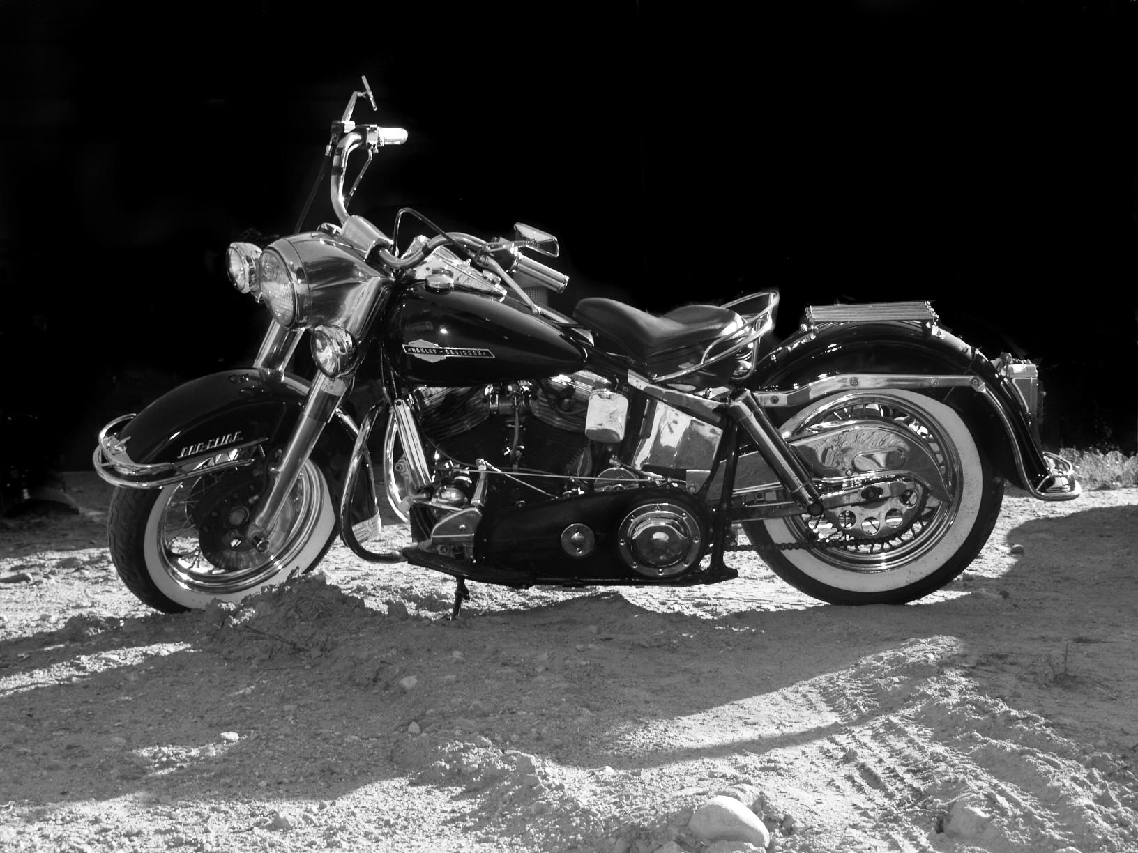 Harley_01, cruiser