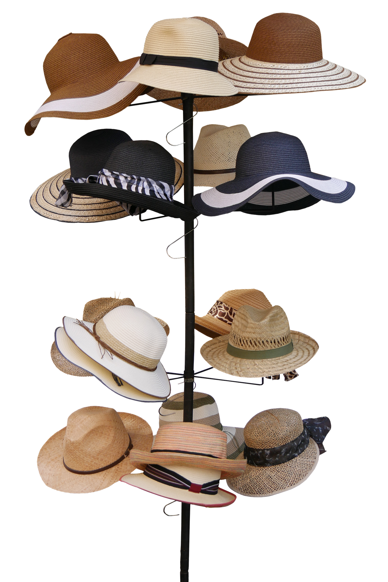 Hat collection photo