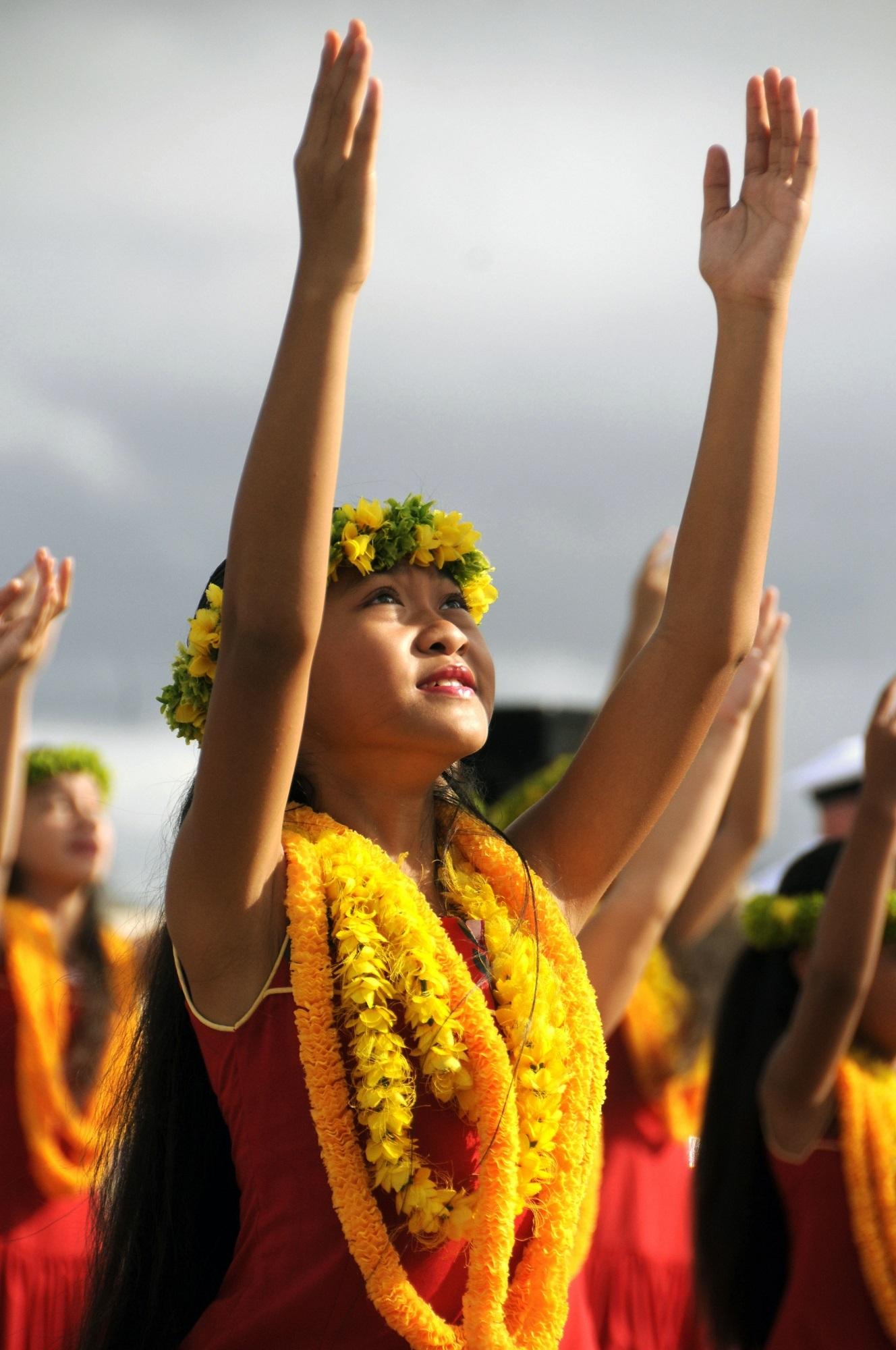 Hawaii dance photo