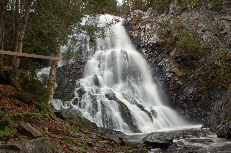 Maliseet Falls (Hays Falls), New Brunswick - YouTube