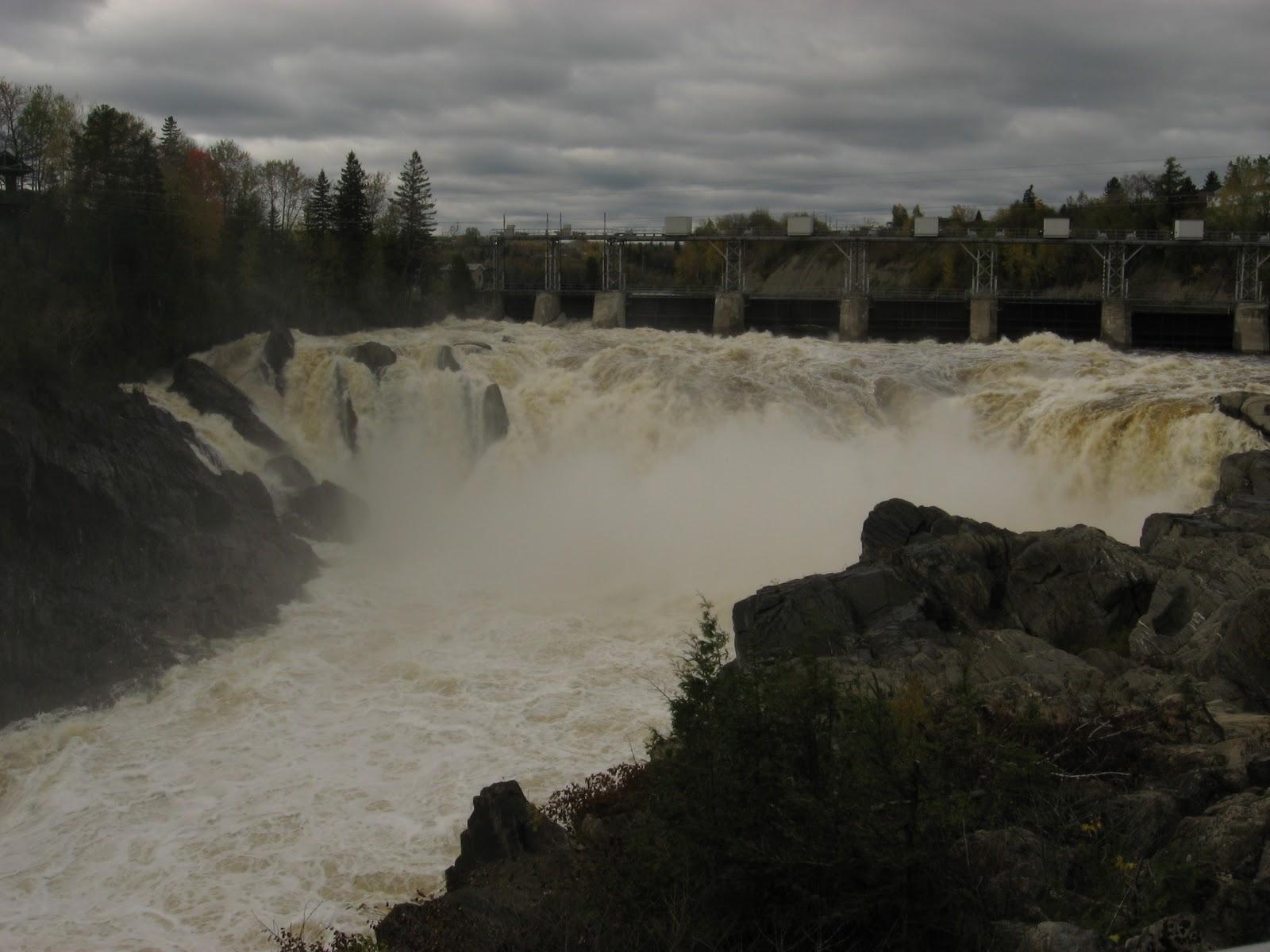 NB Hikes: Grand Falls and Hays Falls