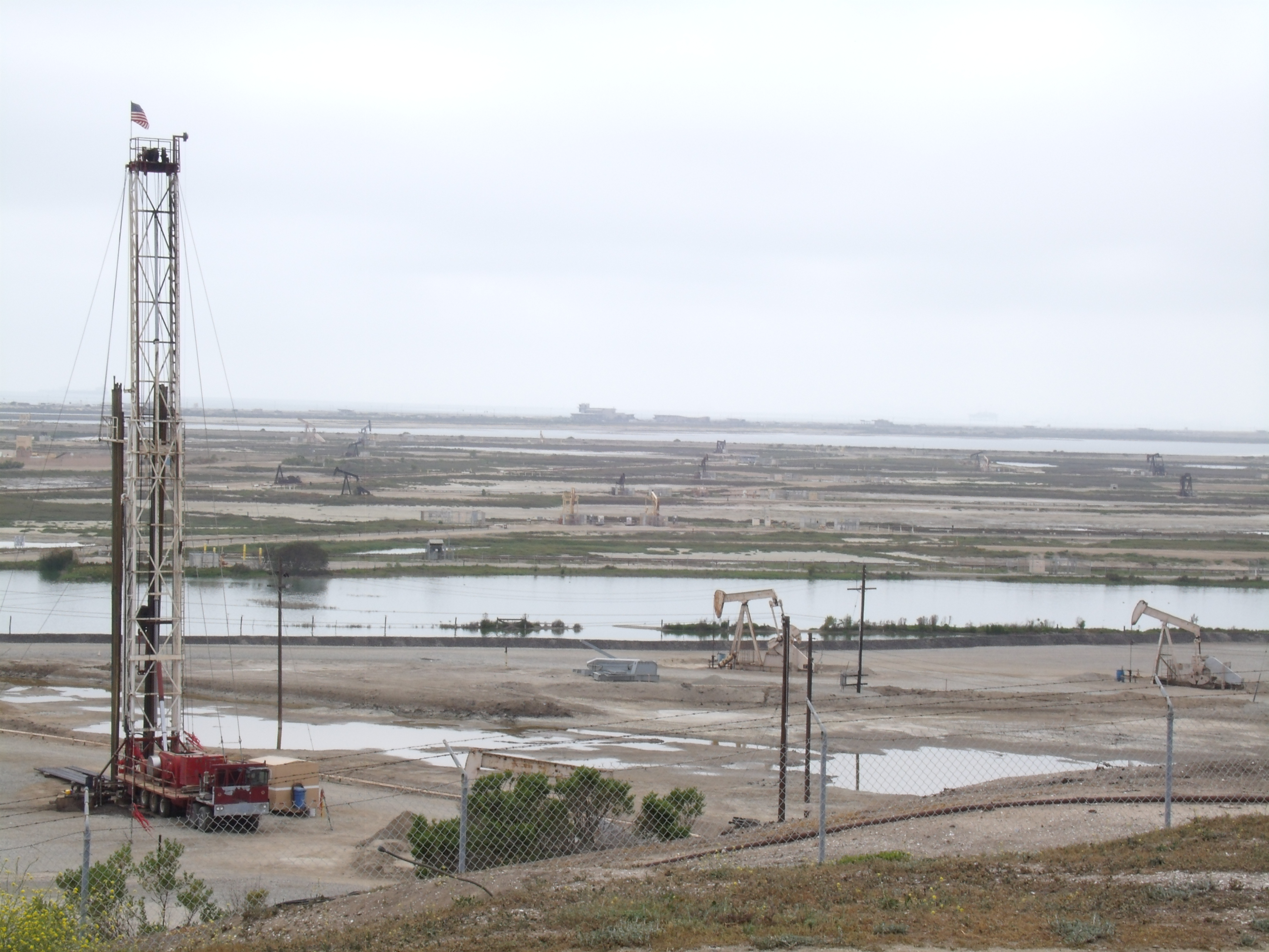 Hb drill and pump photo
