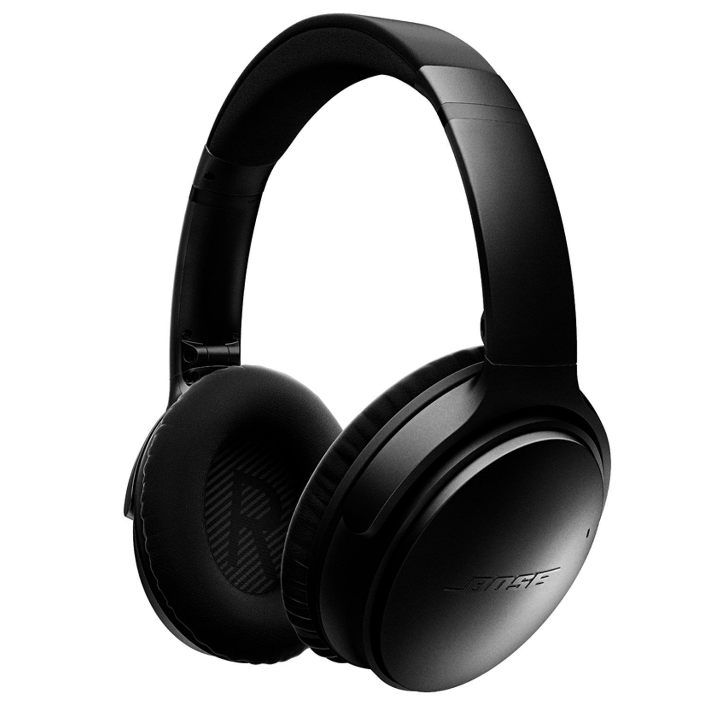 Bose QuietComfort 35 Wireless Headphones Black - Buy Bose ...
