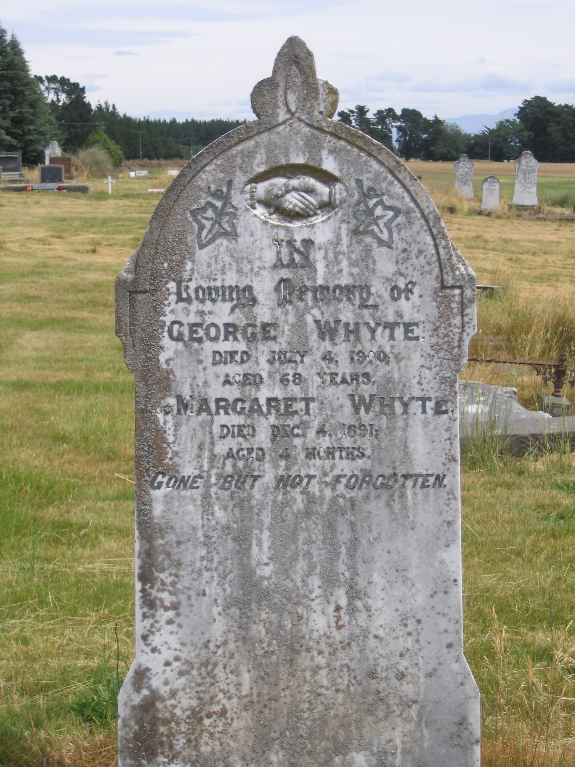 Cleaning Gravestones – DOS and DON'TS | Hunting Kiwis