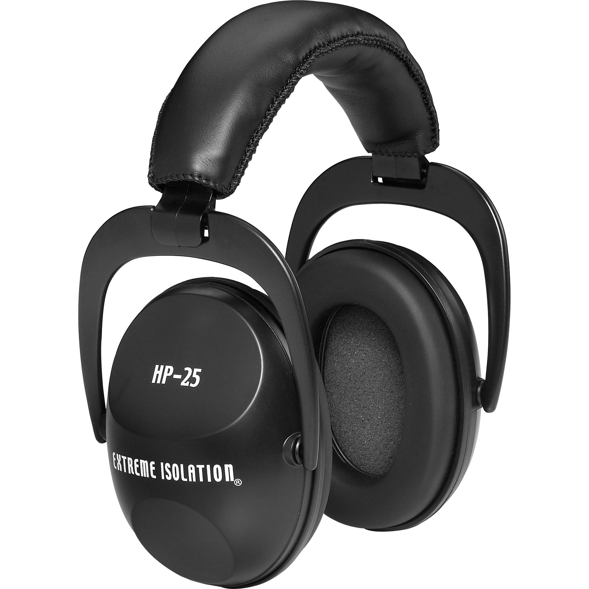 Direct Sound HP-25 Hearing Protection Headphones/Earmuffs HP-25