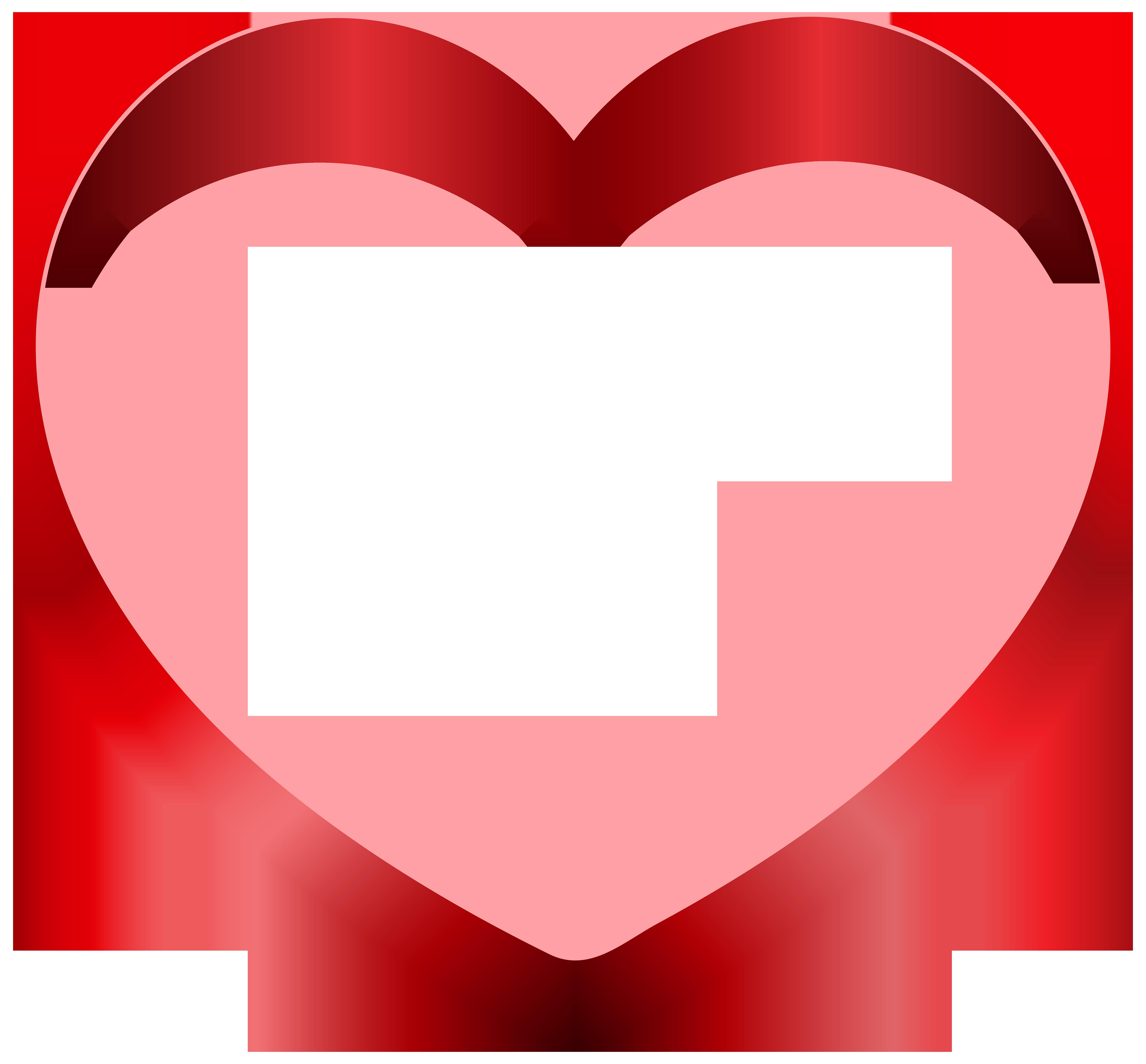 Transparent Heart PNG Clipart - Best WEB Clipart