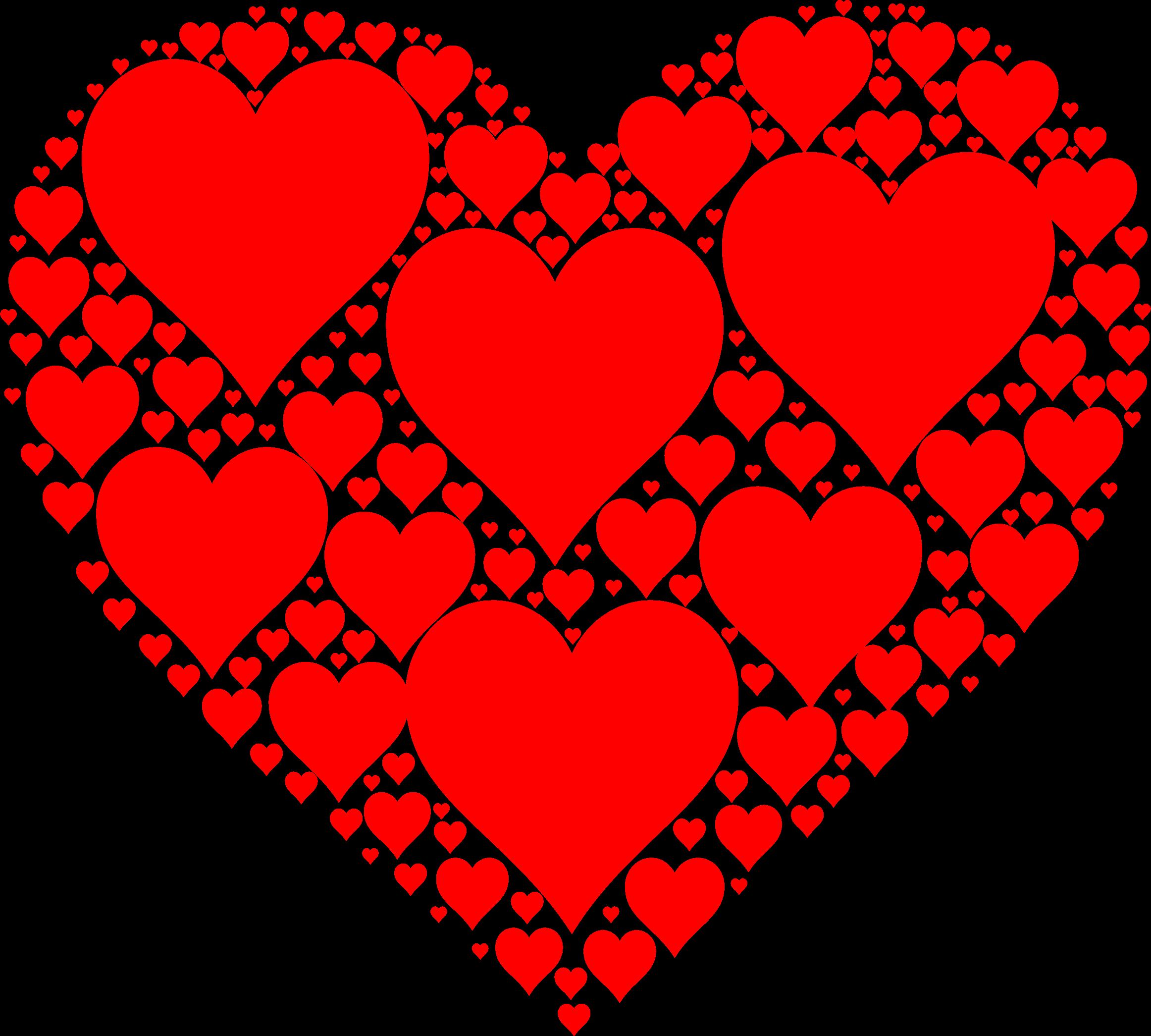 Heart in Heart Vector Files image - Free stock photo - Public Domain ...