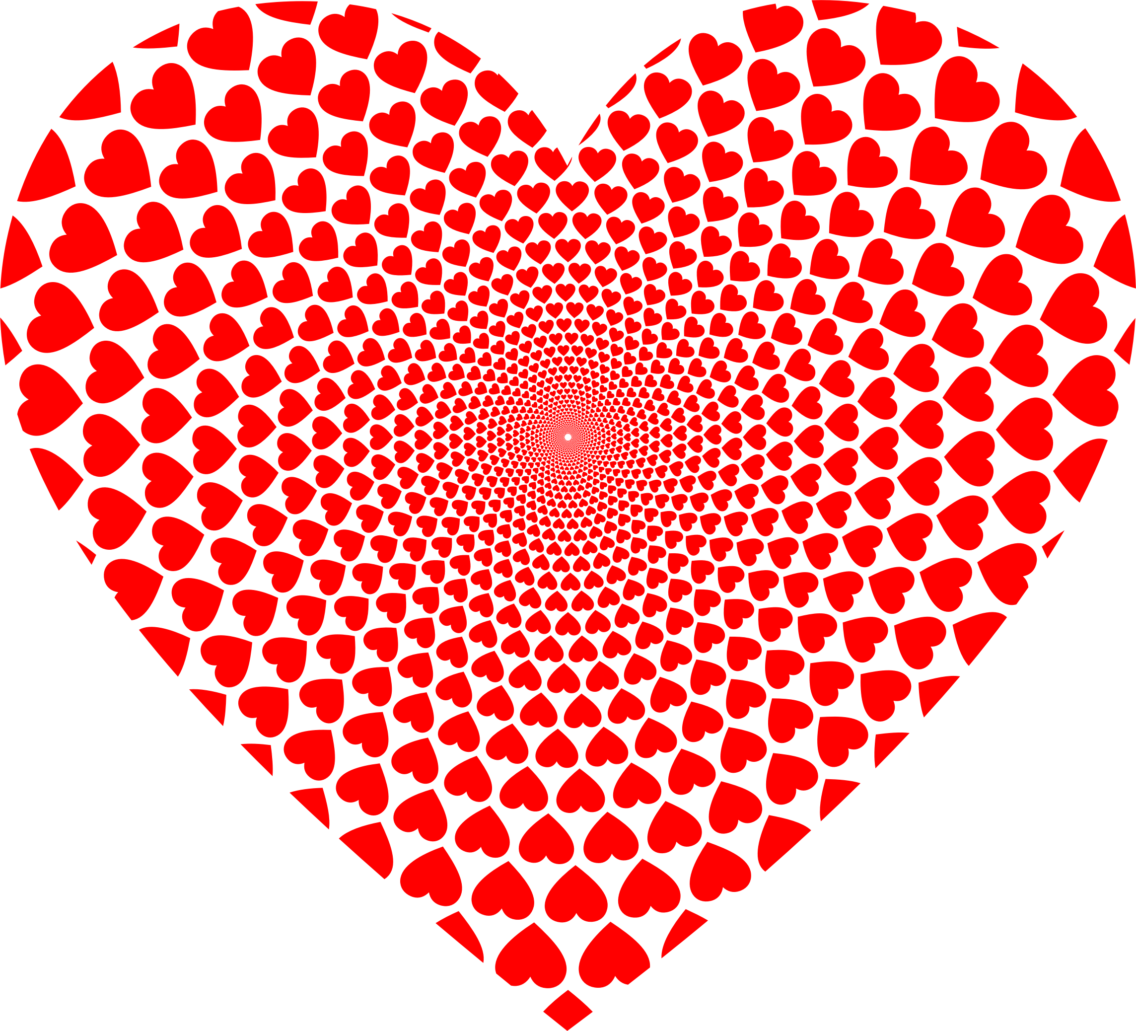Hearts Vortex Heart Icons PNG - Free PNG and Icons Downloads