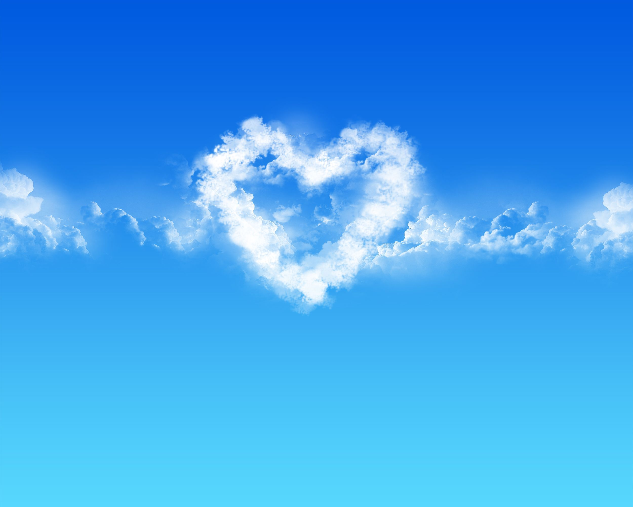 Separation Is Scary, But Separation Is Okay | Heart shapes and Cloud