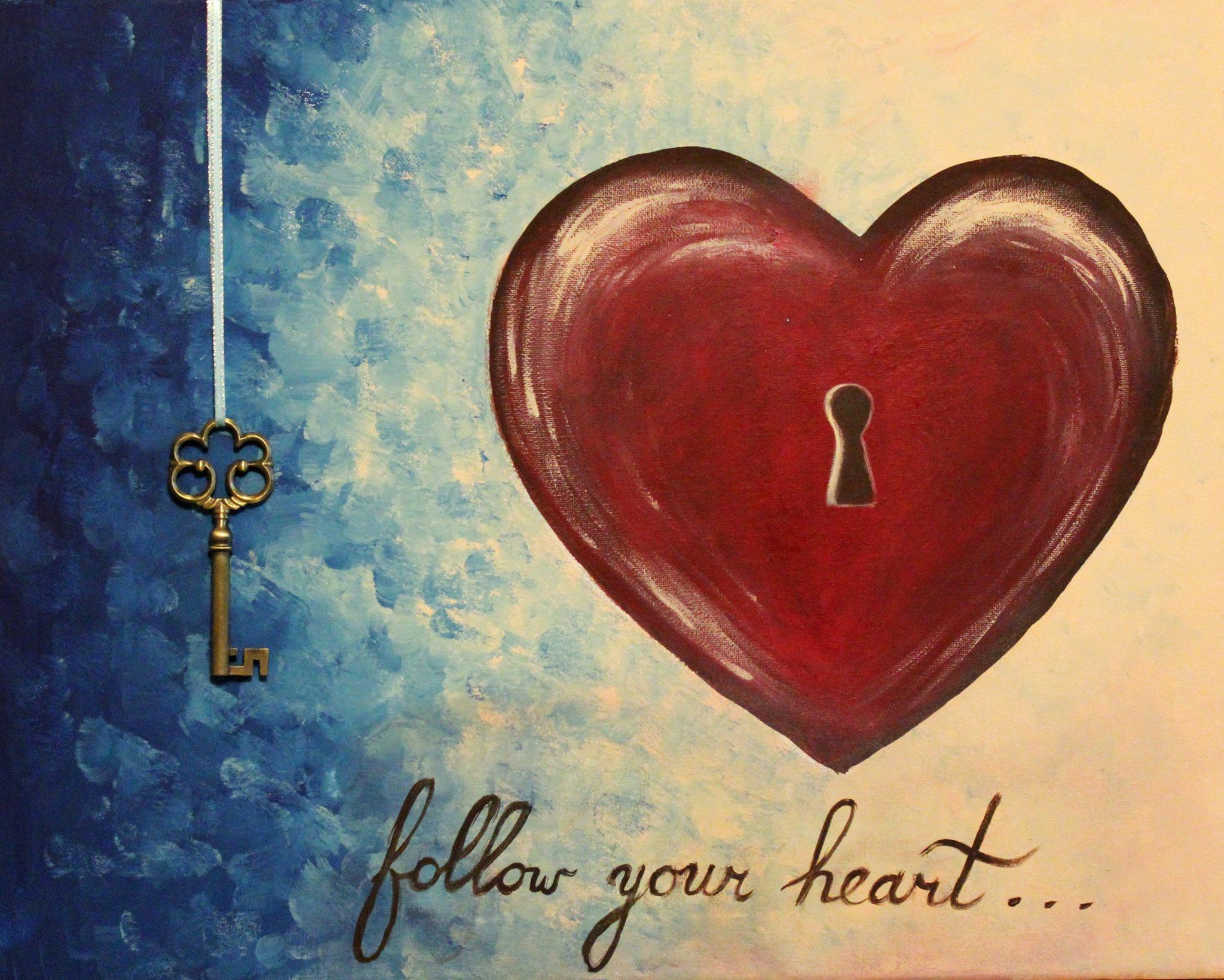 Free Photo Heart Painting Art Heart Love Free Download Jooinn