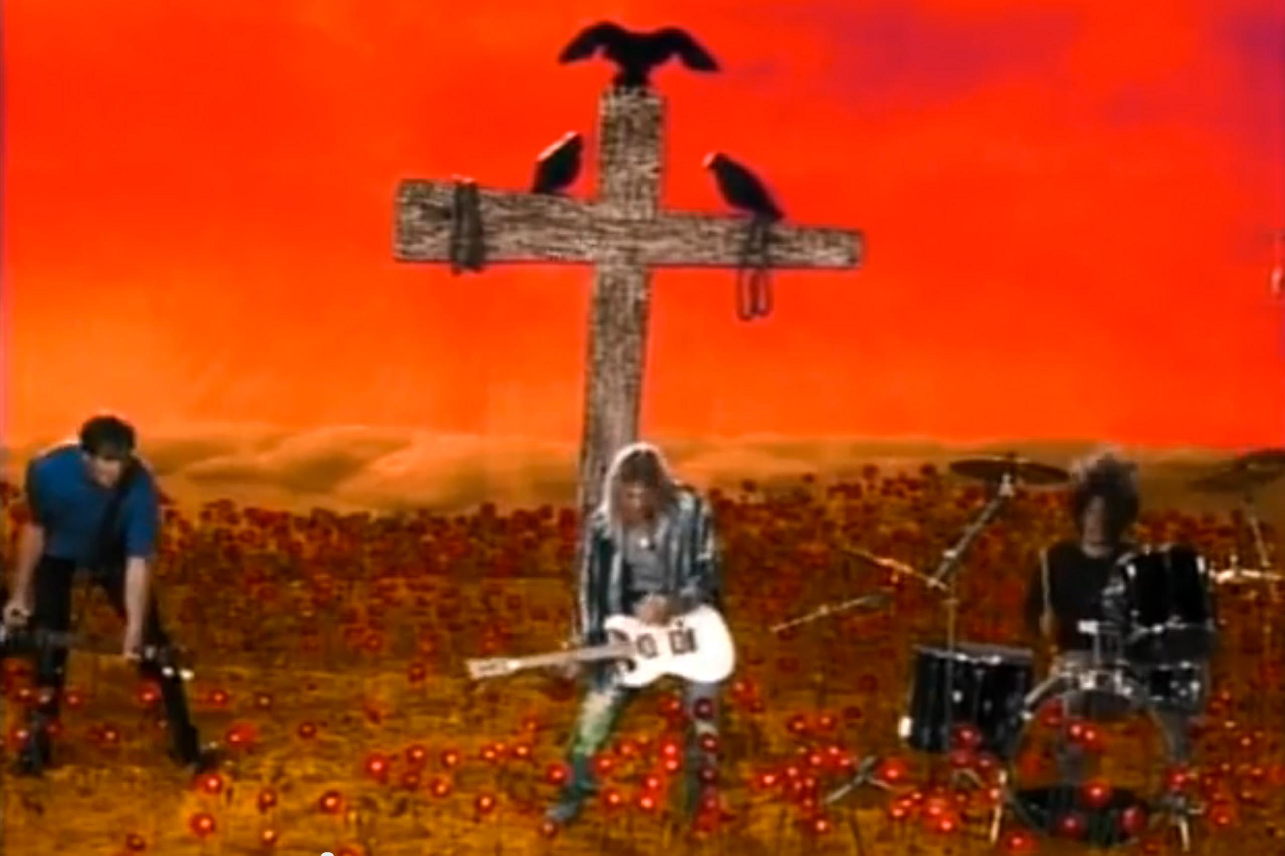 How Nirvana Shot the 'Heart-Shaped Box' Video