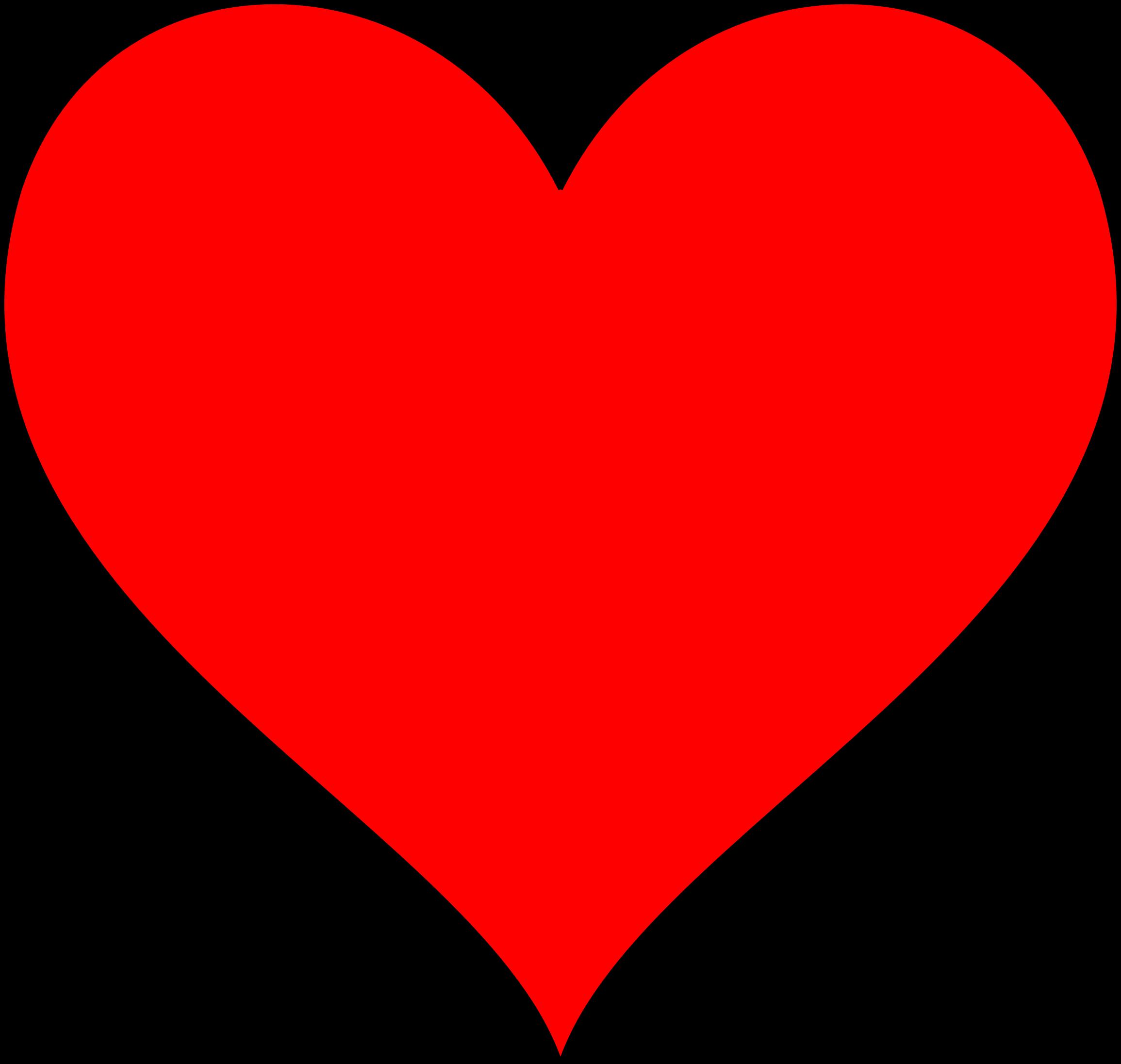 Clipart - Heart Symbol