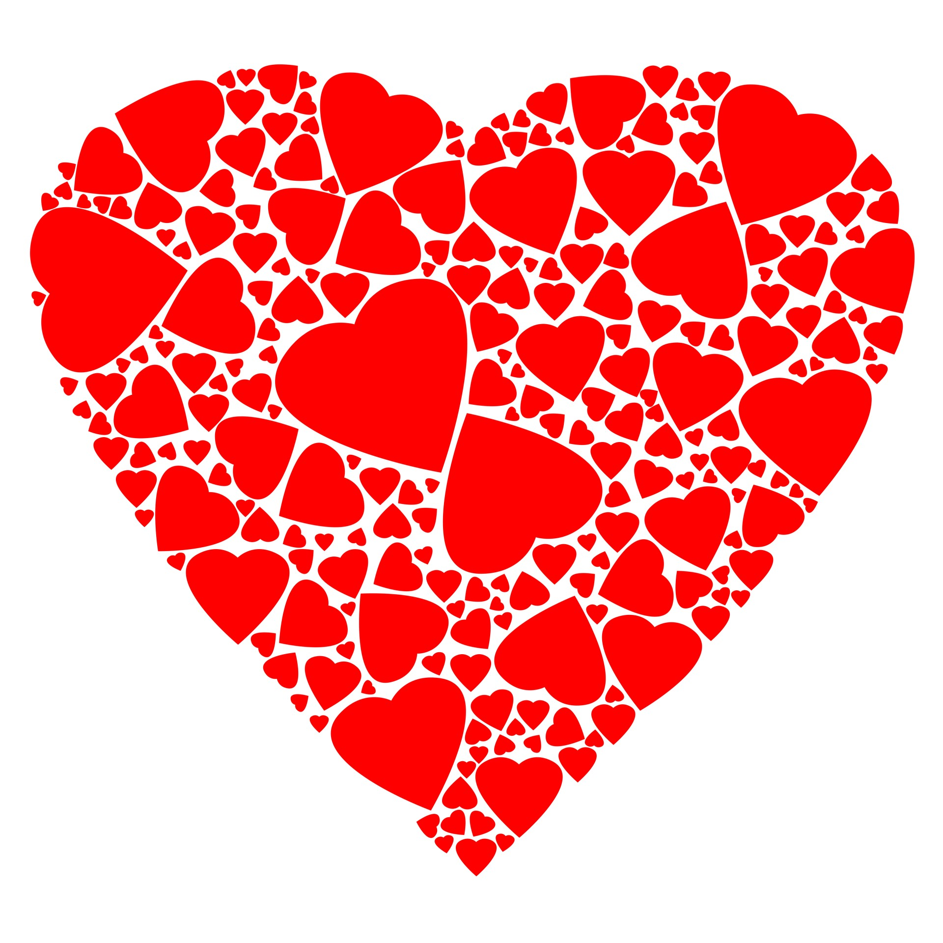 Heart Of Hearts Free Stock Photo - Public Domain Pictures