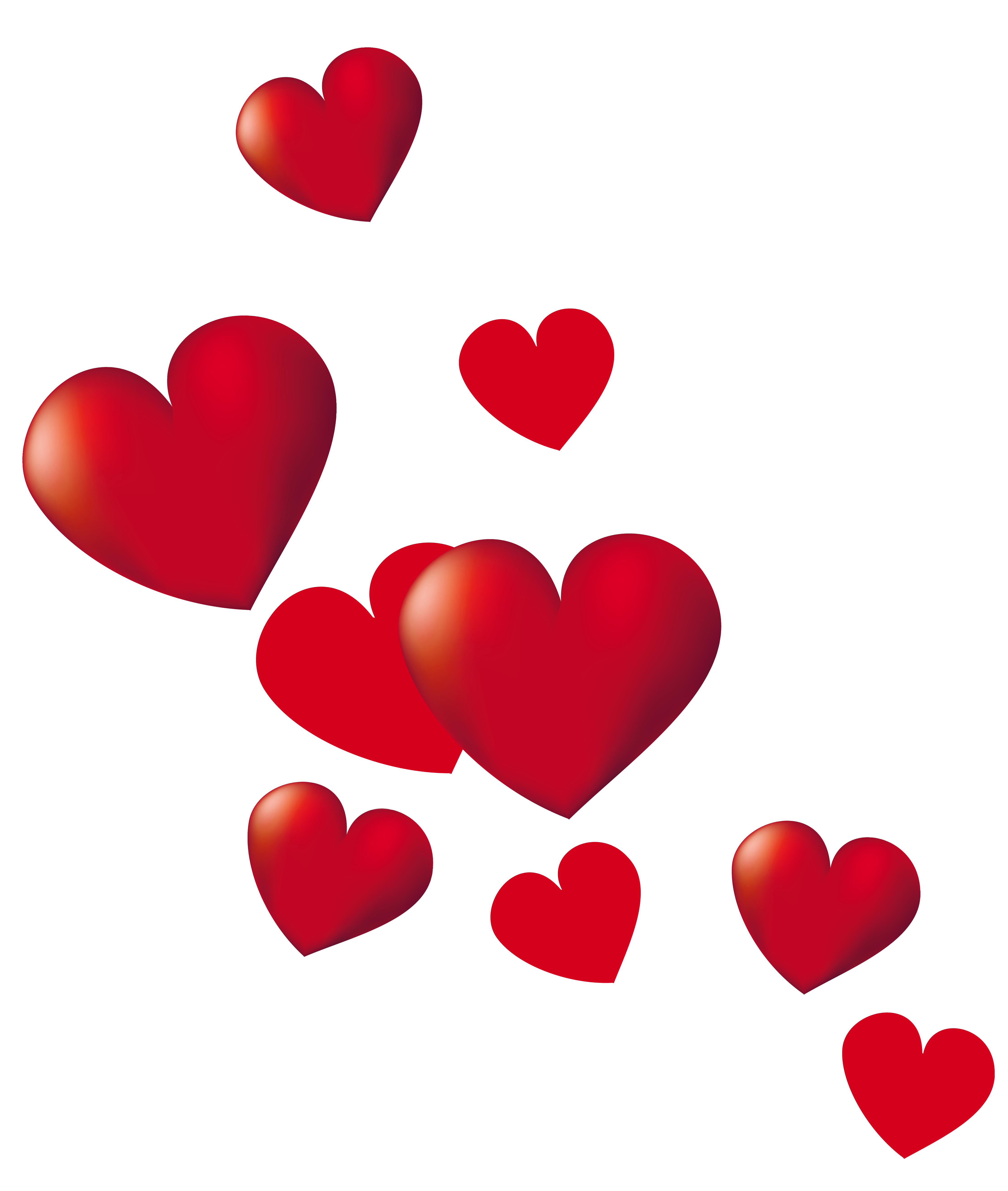 Hearts PNG Picture   Gallery Yopriceville - High-Quality Images and ...
