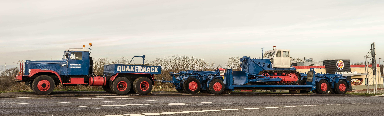 Heavy transport photo