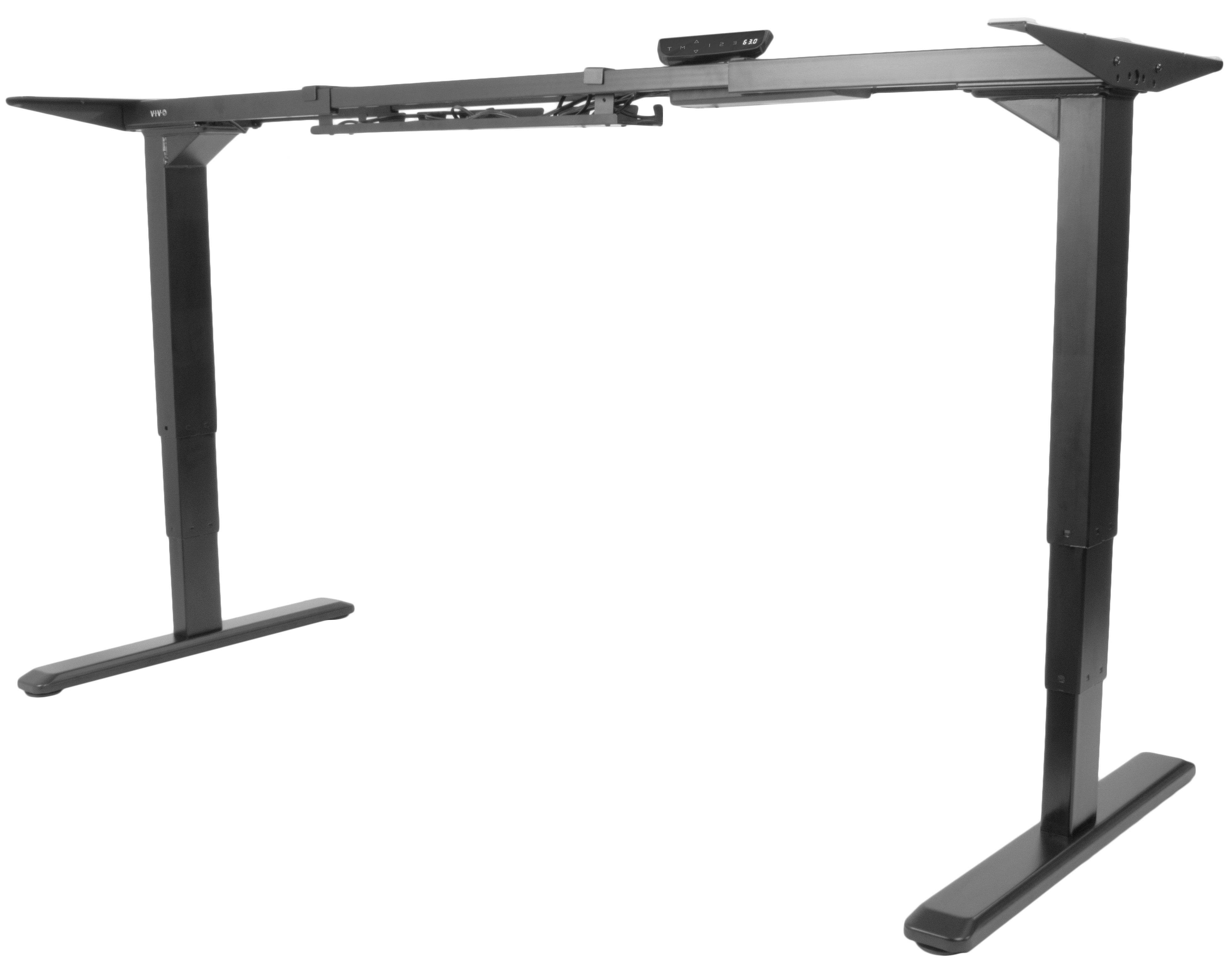 VIVO   Rakuten: VIVO Electric Stand Up Desk Frame Dual Motor, Cable ...
