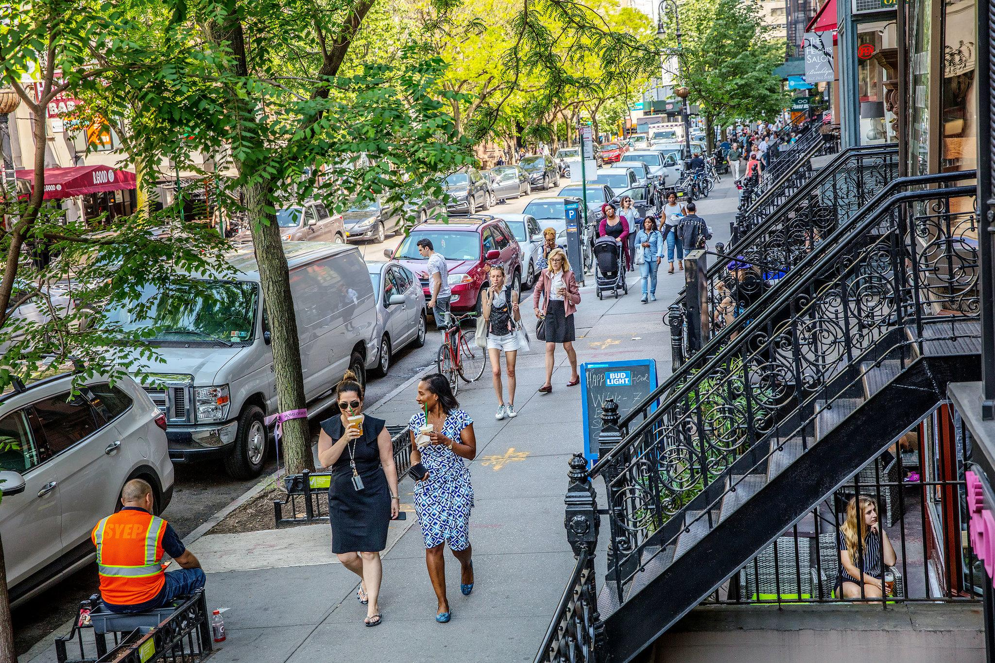 Brooklyn Heights: 19th-Century Streets and 21st-Century Changes ...
