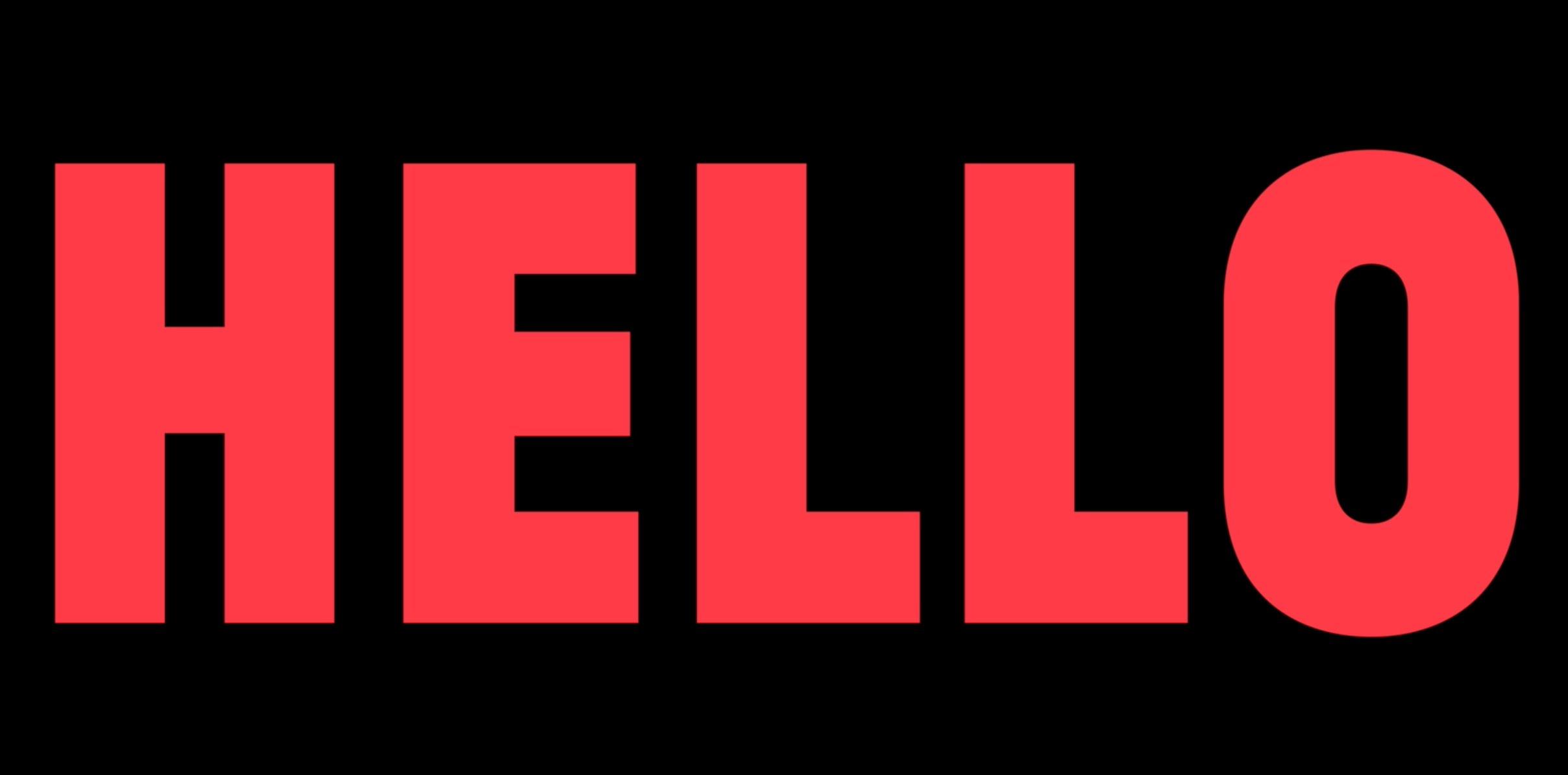 Adele's HELLO Gets The Full! Choir! Treatment! - YouTube