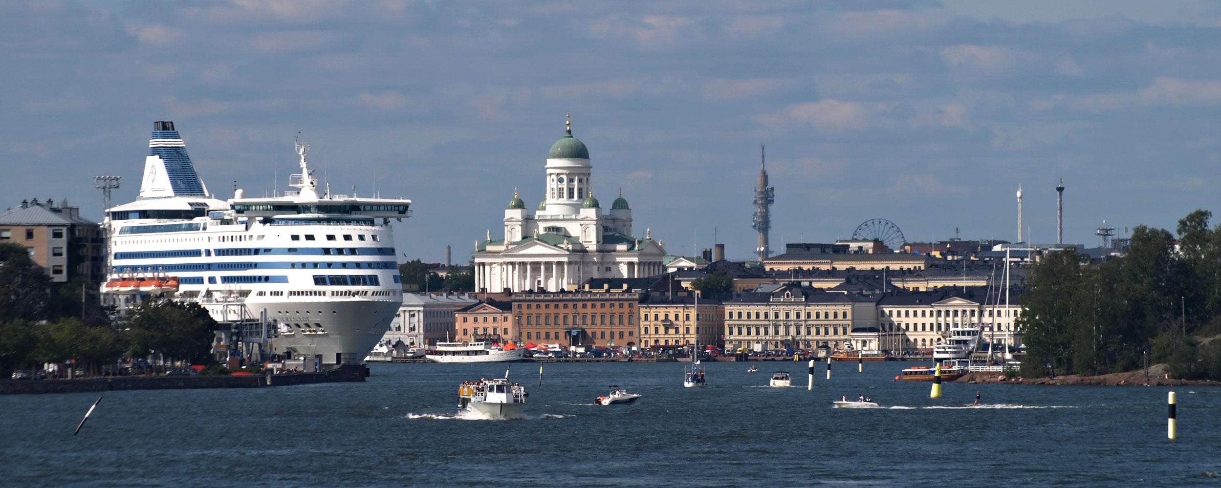 Helsinki yacht club photo