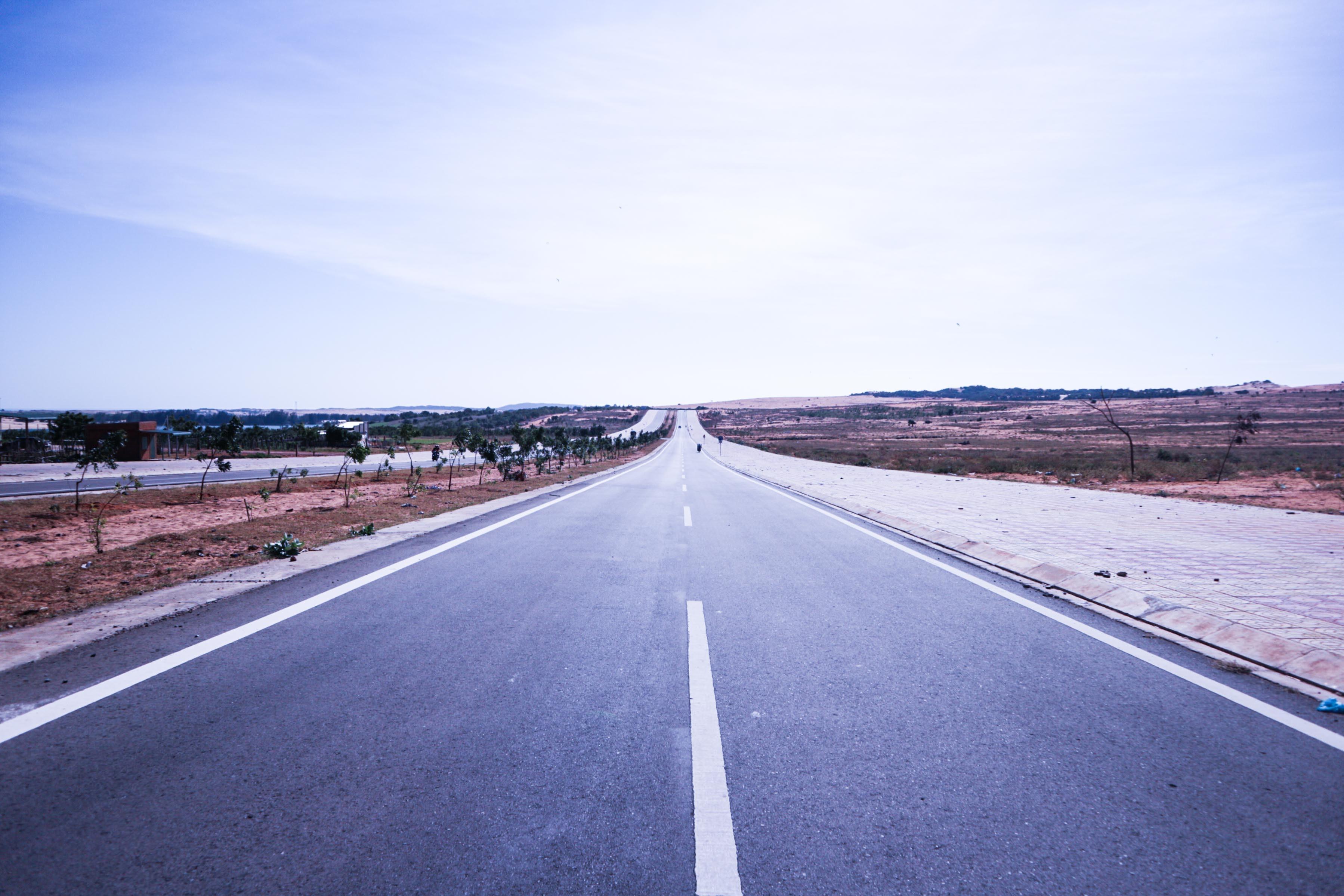 Hi way road photo