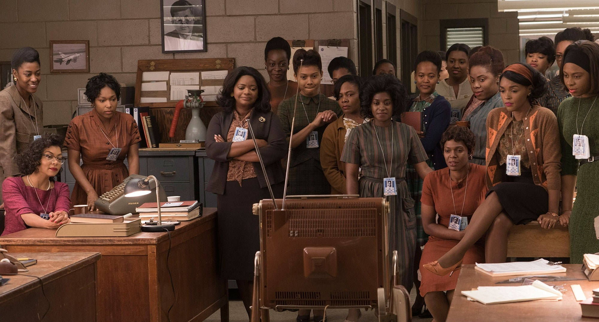 Review: 'Hidden Figures' Flies High | Monday Morning Matinee