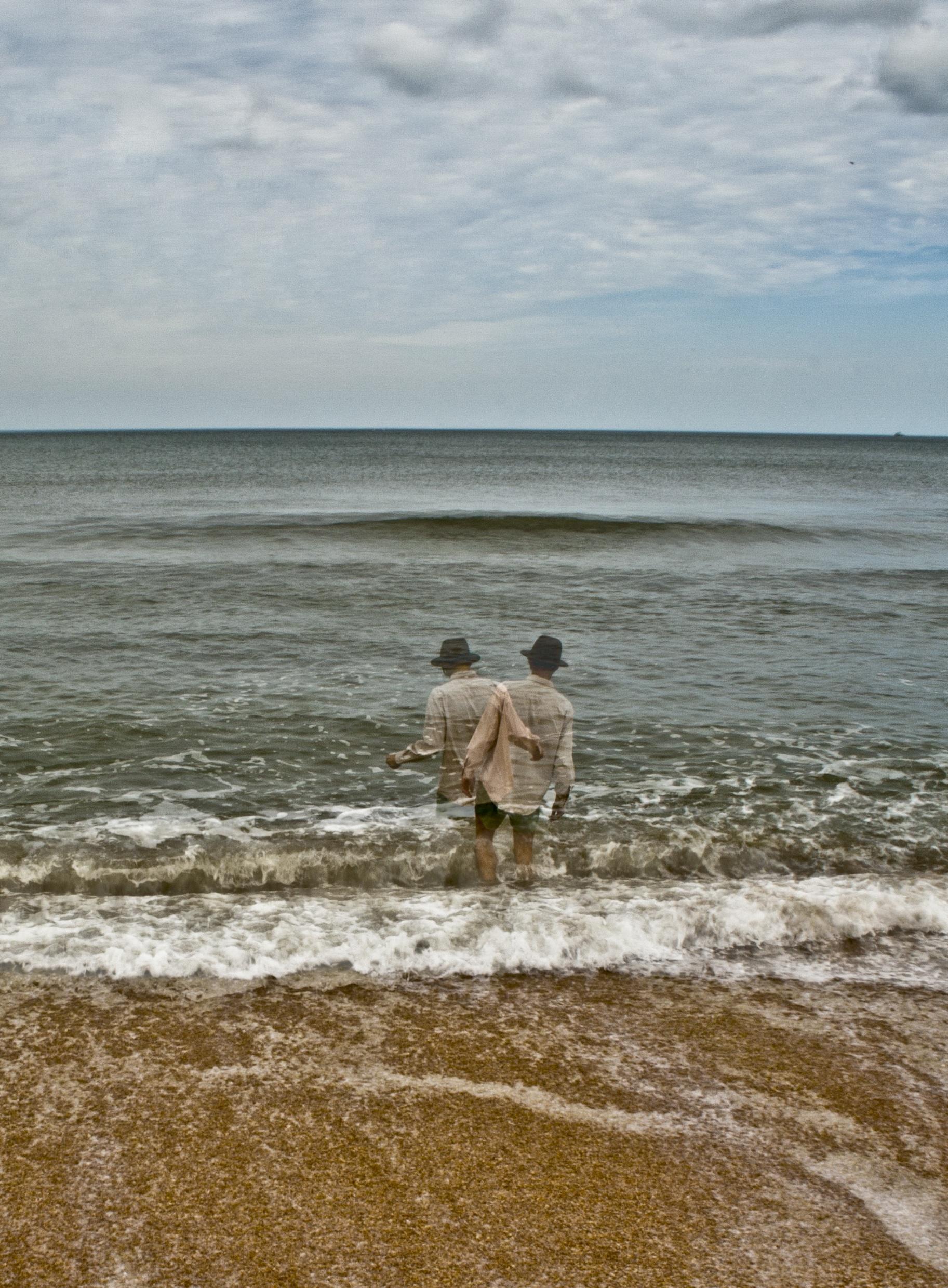 High, Seaside, Water, Shore, Running, HQ Photo